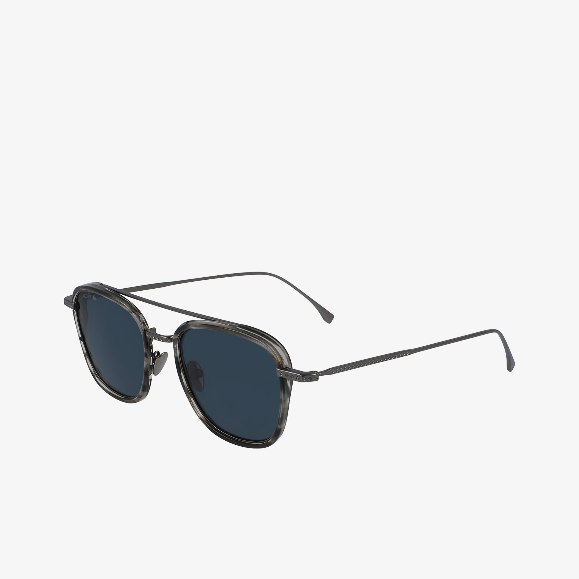 Modified Rectangle Metal Novak Djokovic Capsule Sunglasses