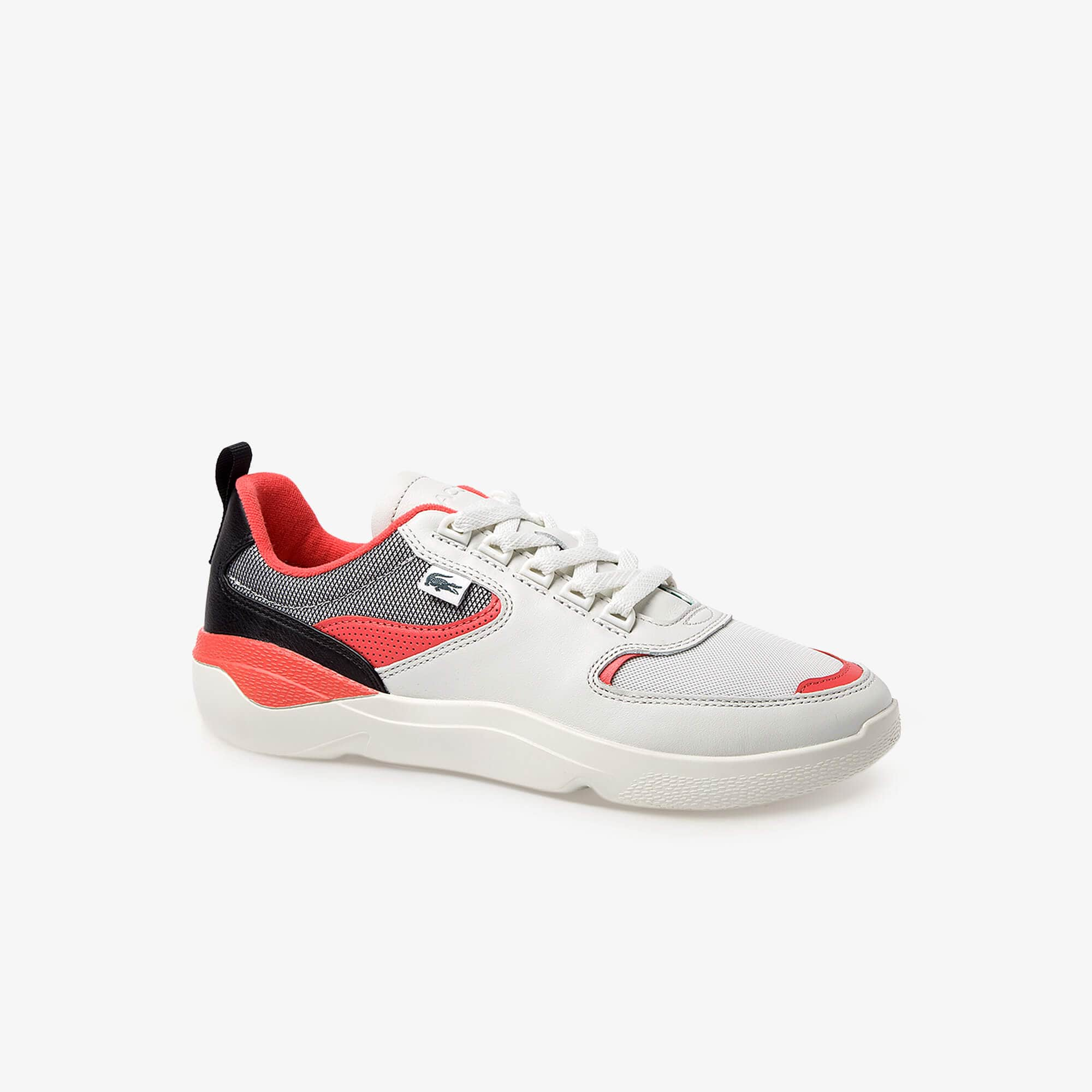 Lacoste Sneakers Men's Wildcard Leather and Textile Sneakers