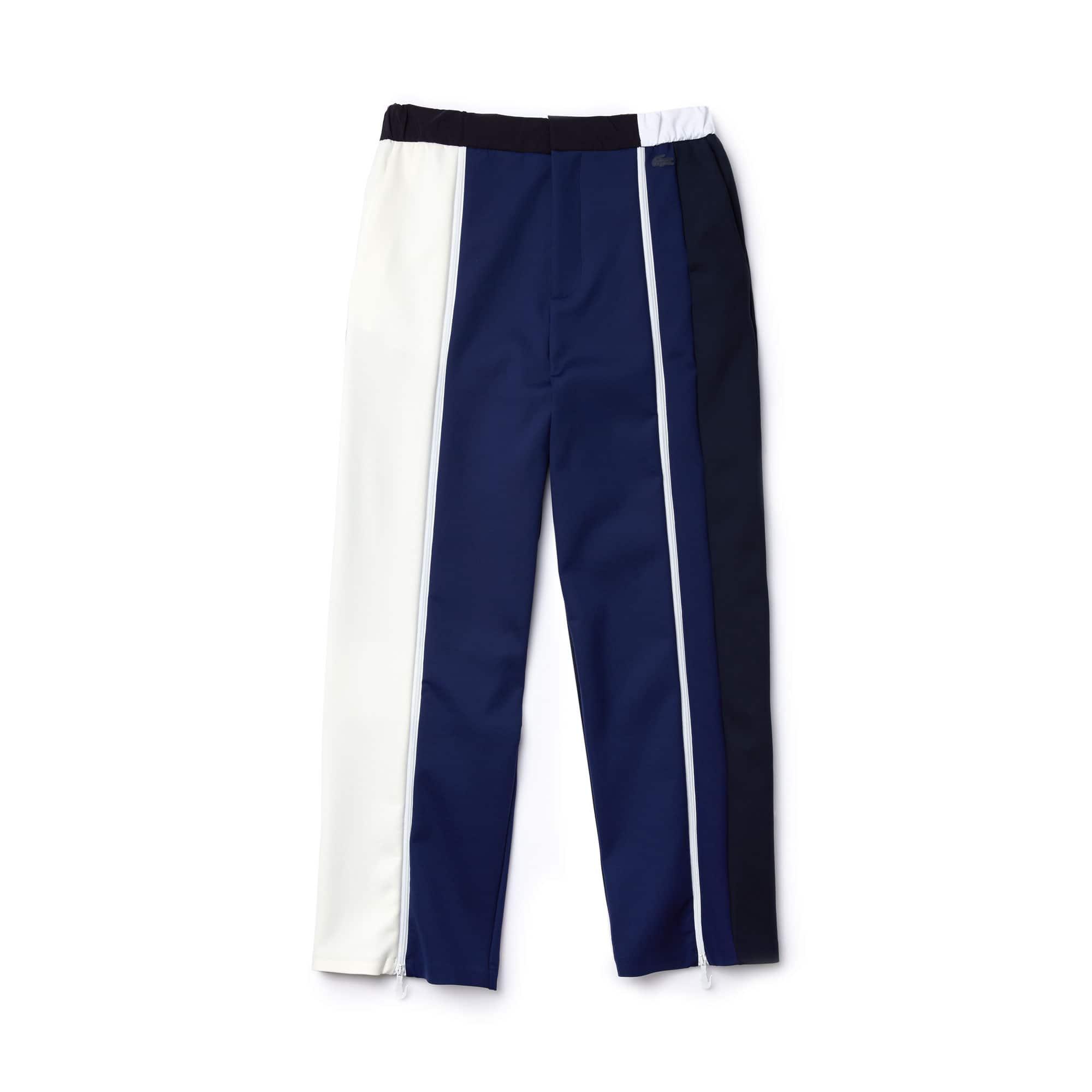 Lacoste Pants Unisex Fashion Show Multicolored Trackpants