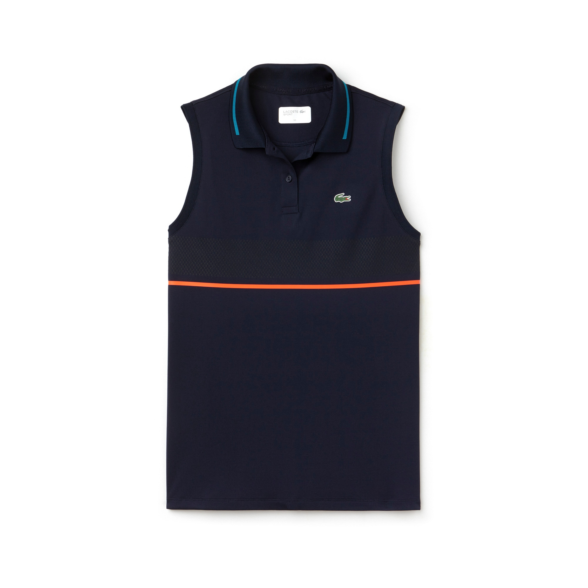 Women's SPORT French Open Piqué Tennis Tank Top