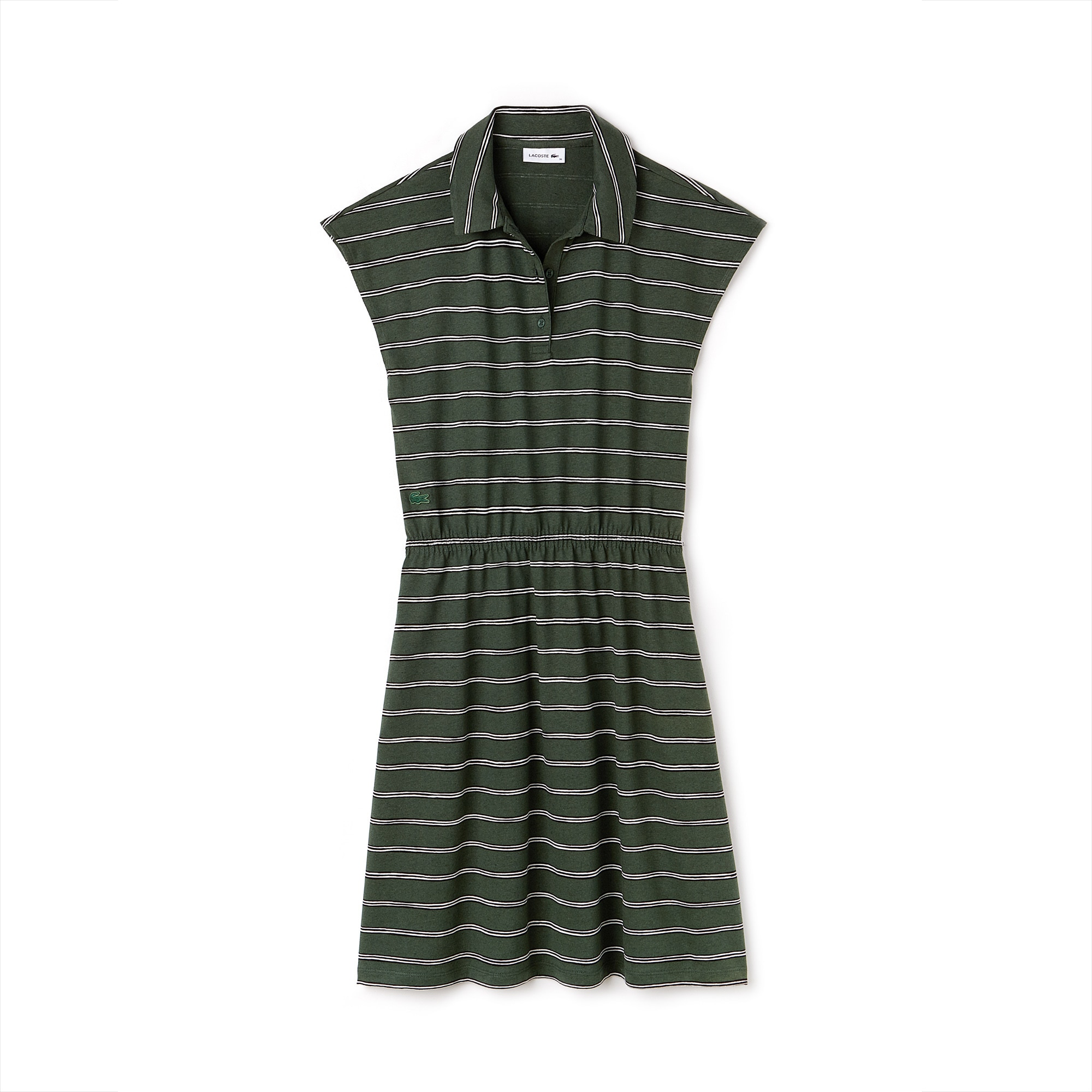 Women's Fitted Polo Dress