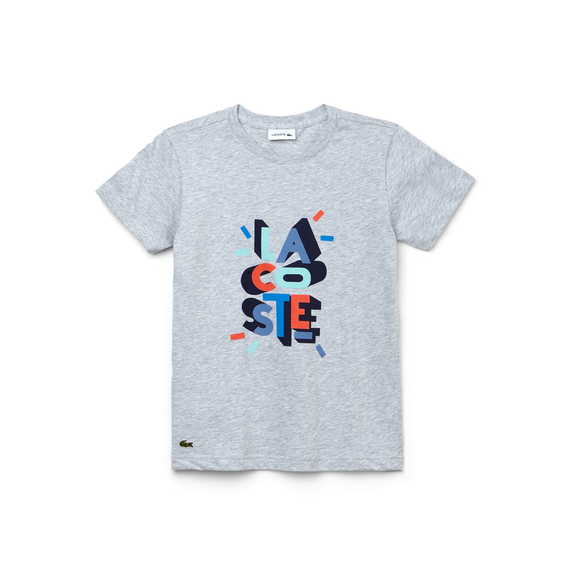 "Kid's Crew Neck Jersey ""Fair Play"" Design T-Shirt"