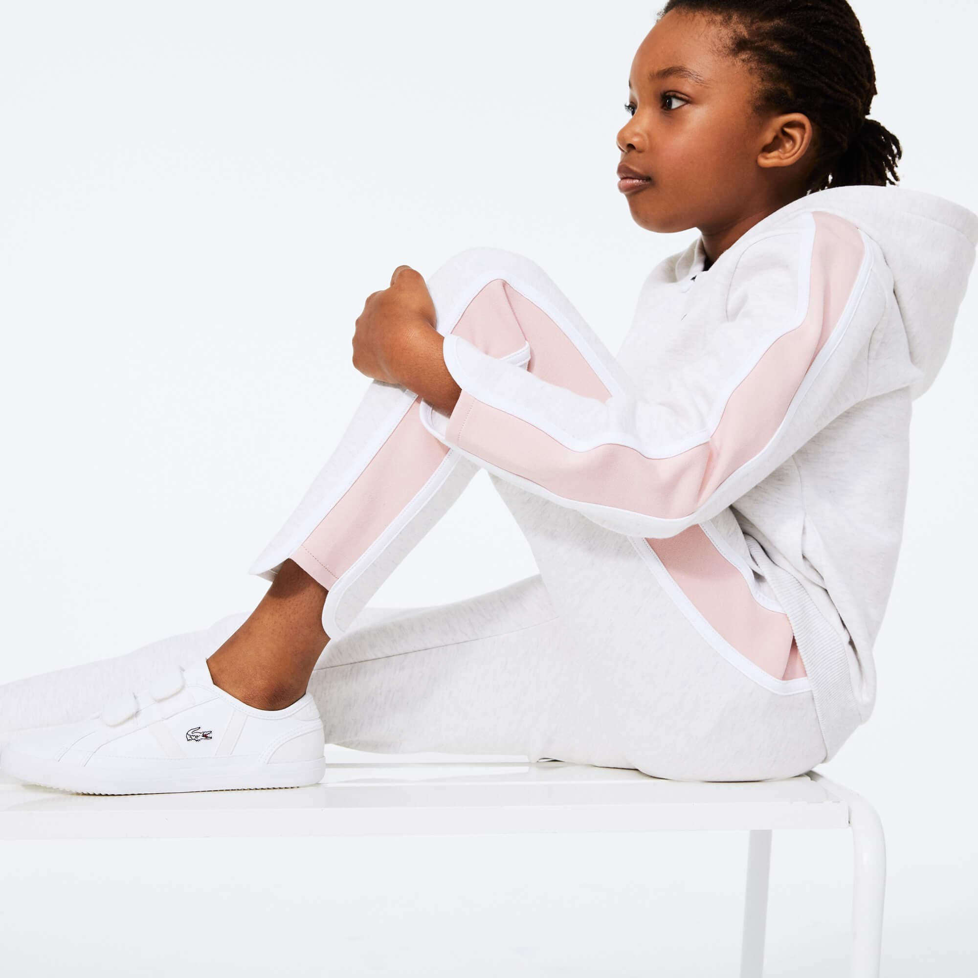 Girls' Fleece Track Pants