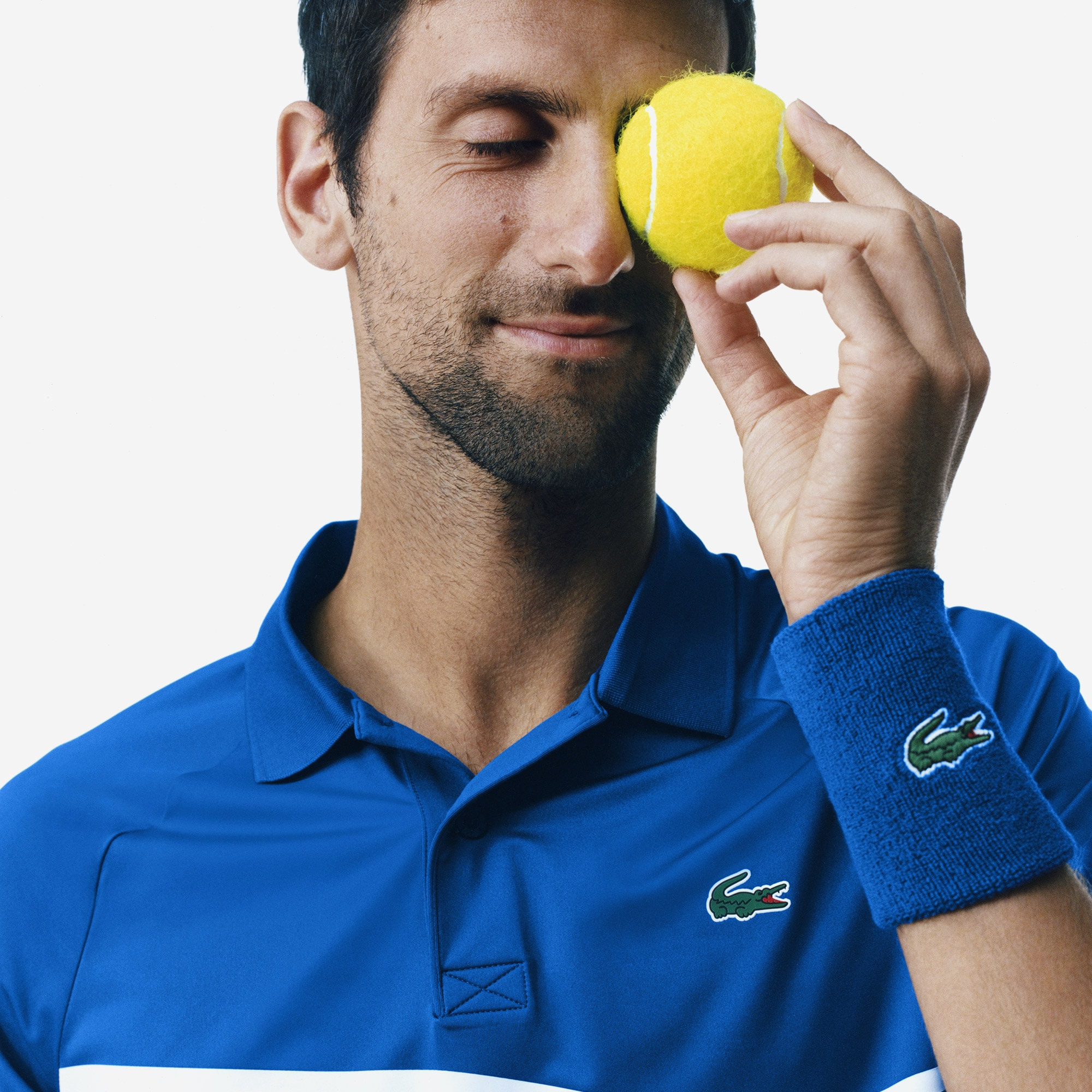 Men's SPORT Novak Djokovic Collection Tech Jersey Polo