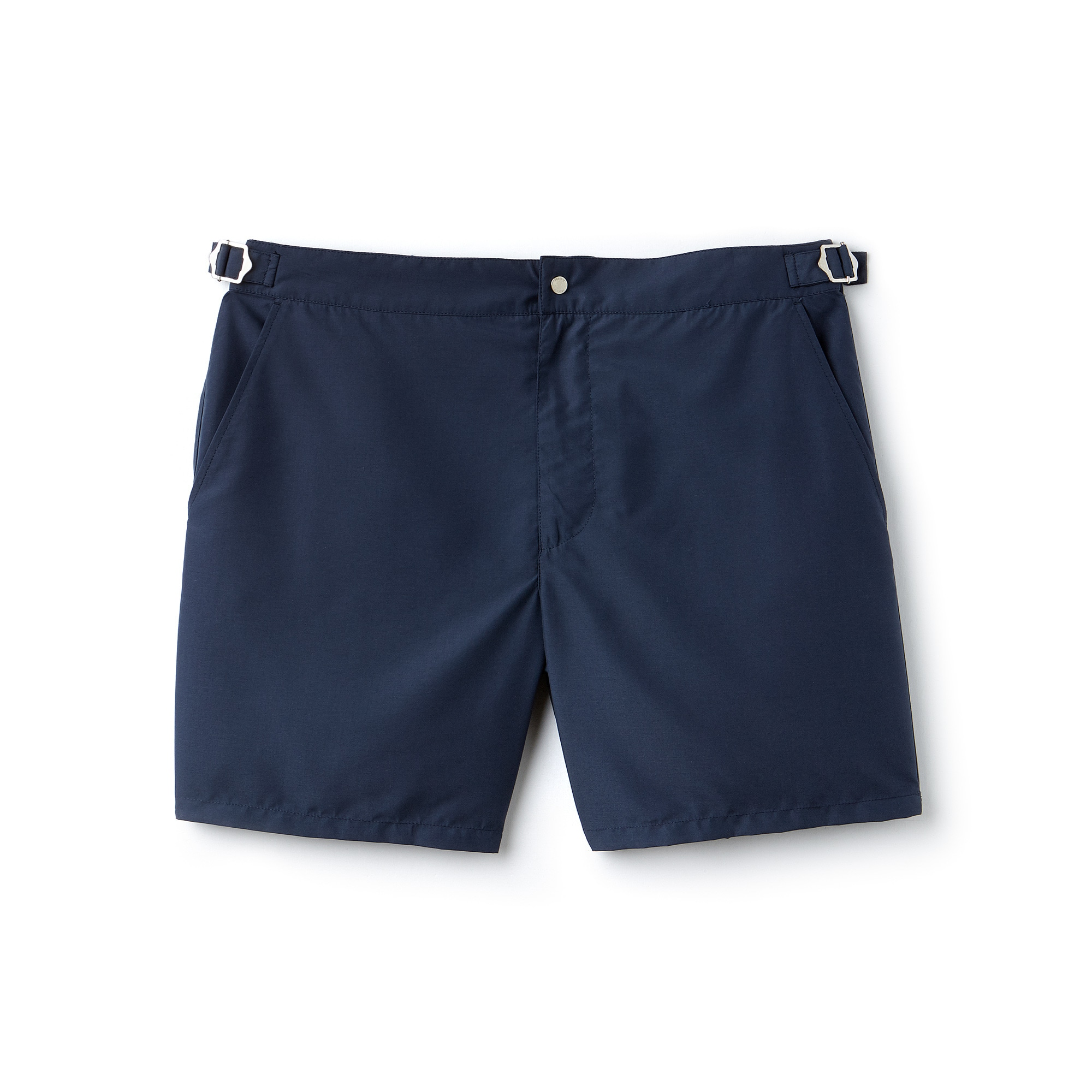 Men's Side Buckles Swimming Trunks