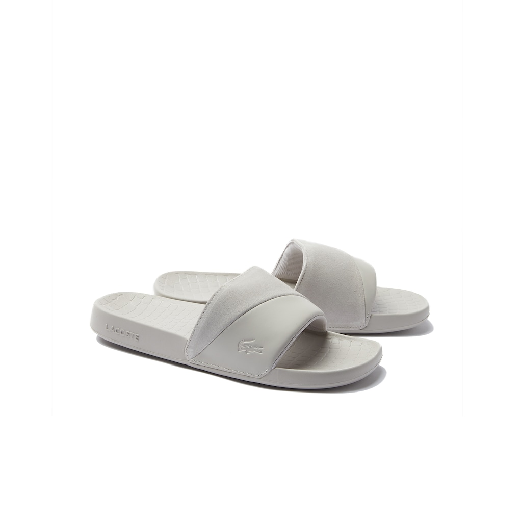 084ff0444d9d Women s Fraisier Leather and Suede Slides