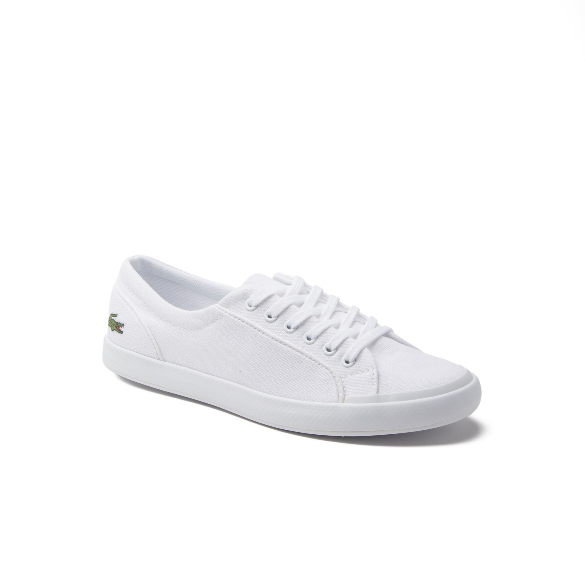Women's Lancelle Canvas Trainers. $85.00 85.00 USD. Write a review. Color :  WHT
