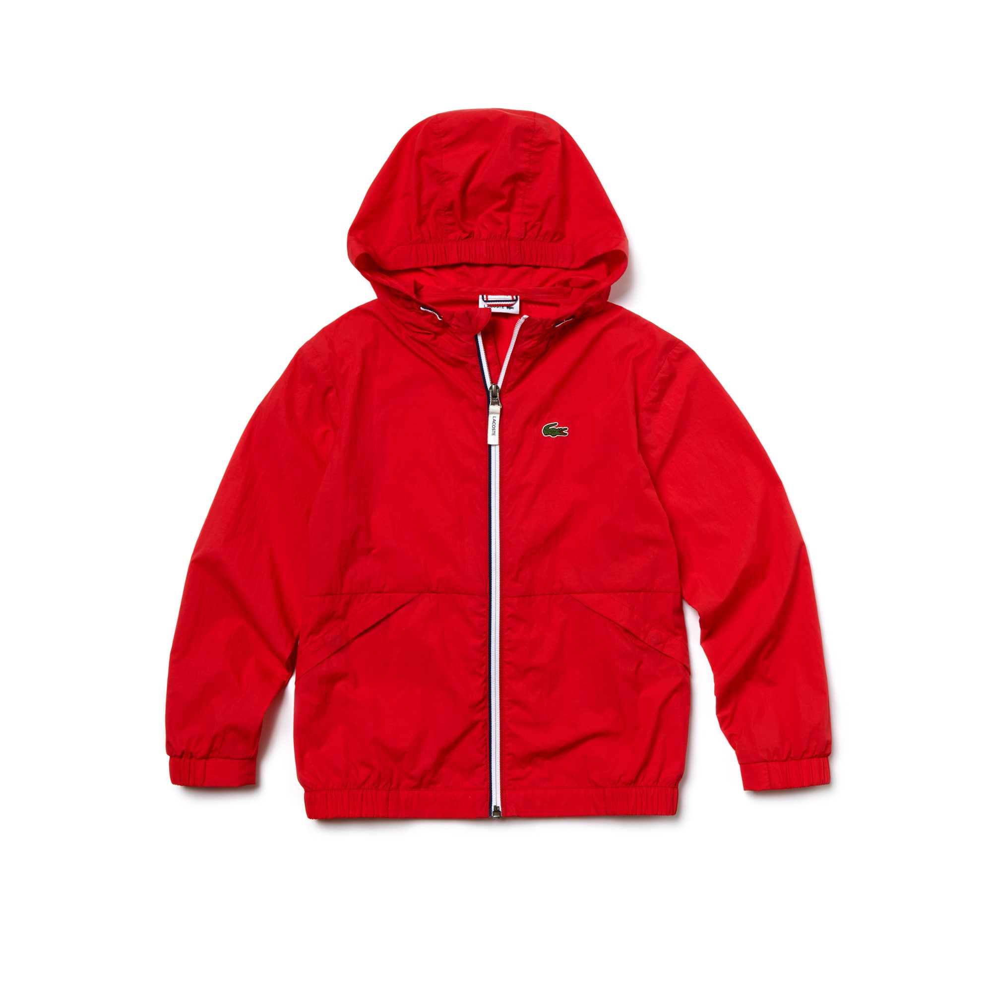 Kids' Hooded Technical Parka