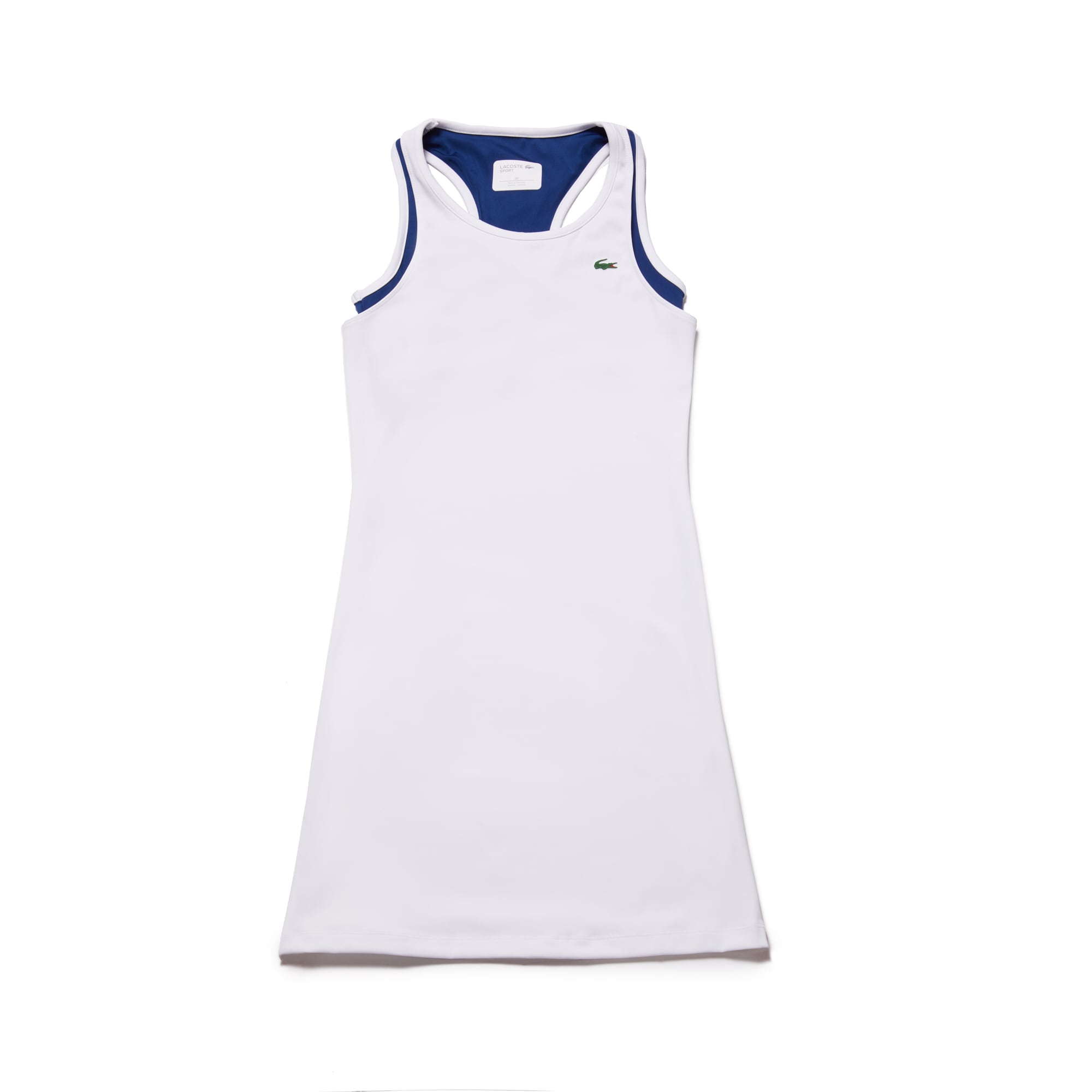 Women's SPORT Technical Jersey Racerback Tennis Dress