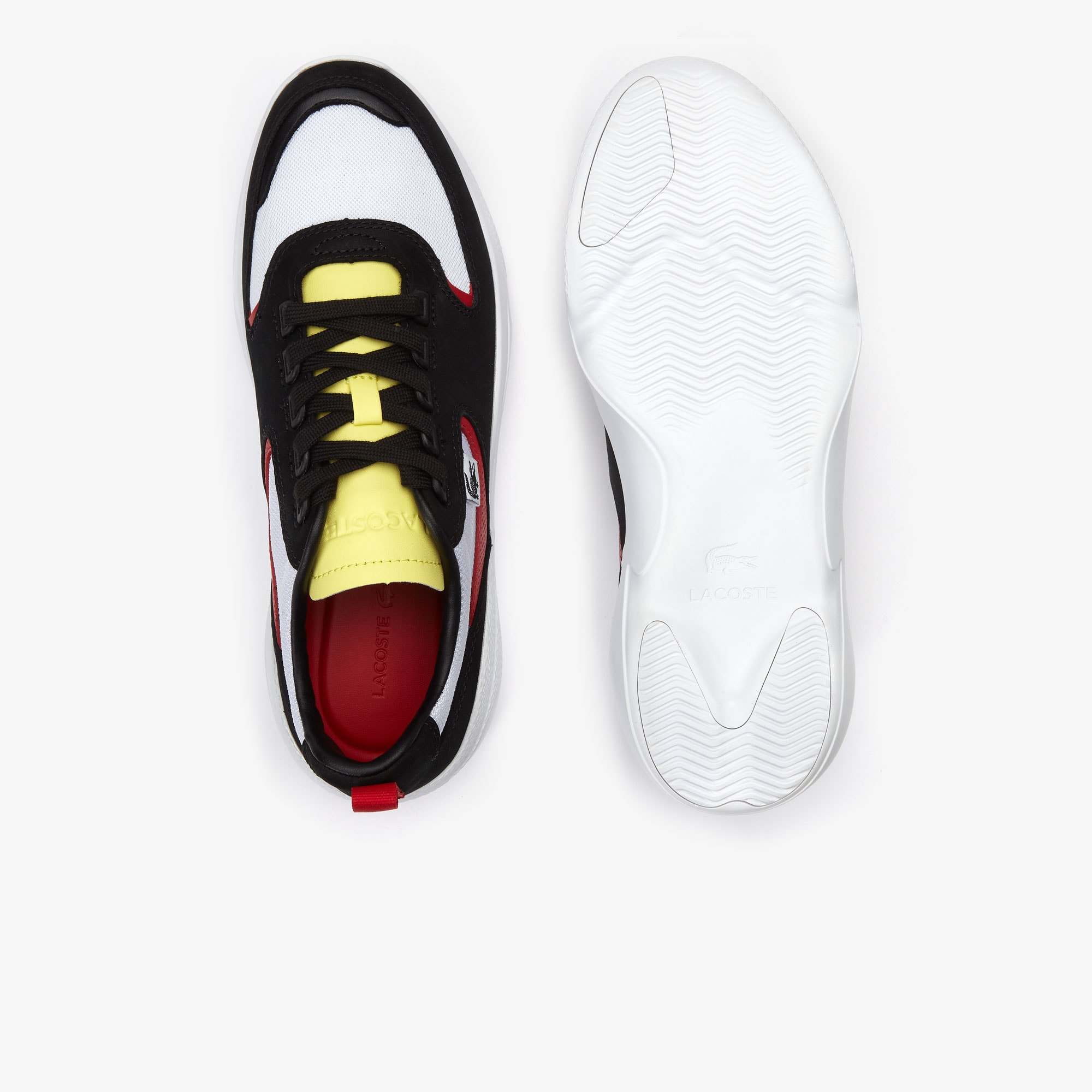 Men's Wildcard Leather-Paneled Sneakers