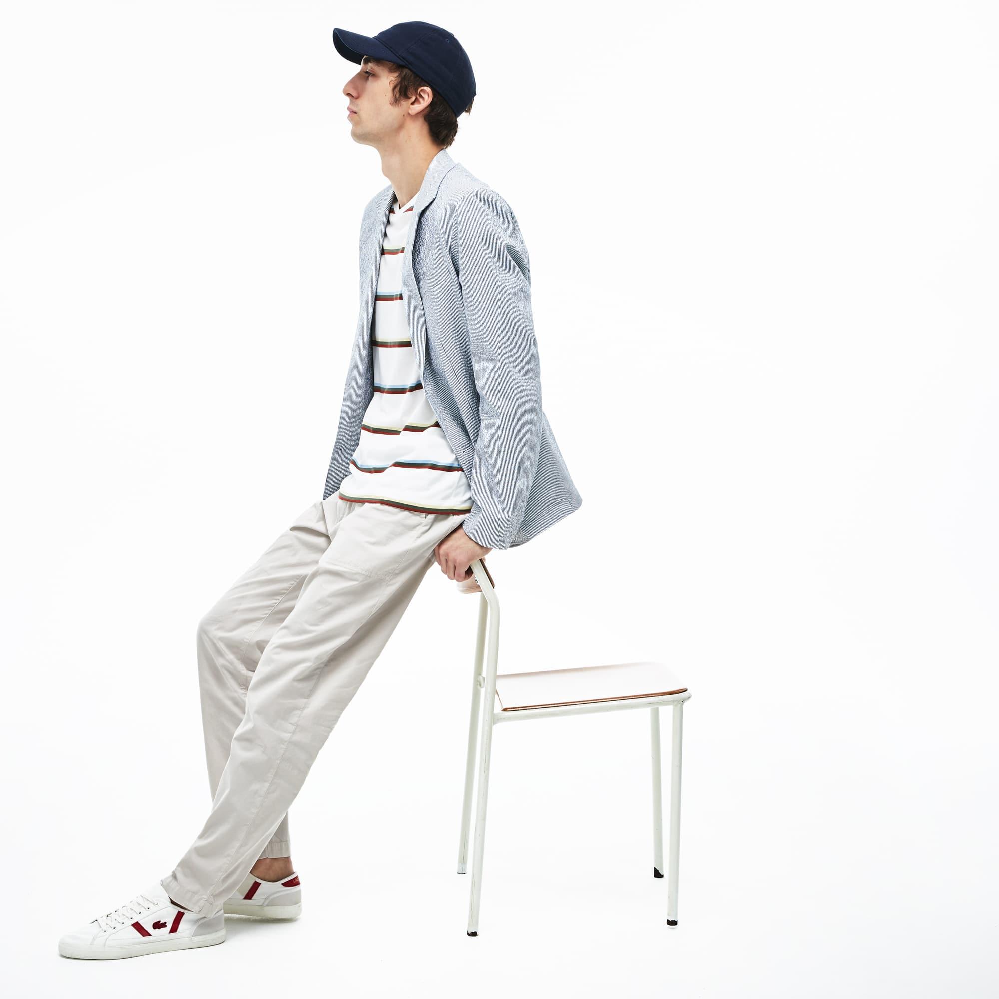 Lacoste Pants MEN'S LIGHTWEIGHT STRETCH COTTON PANTS