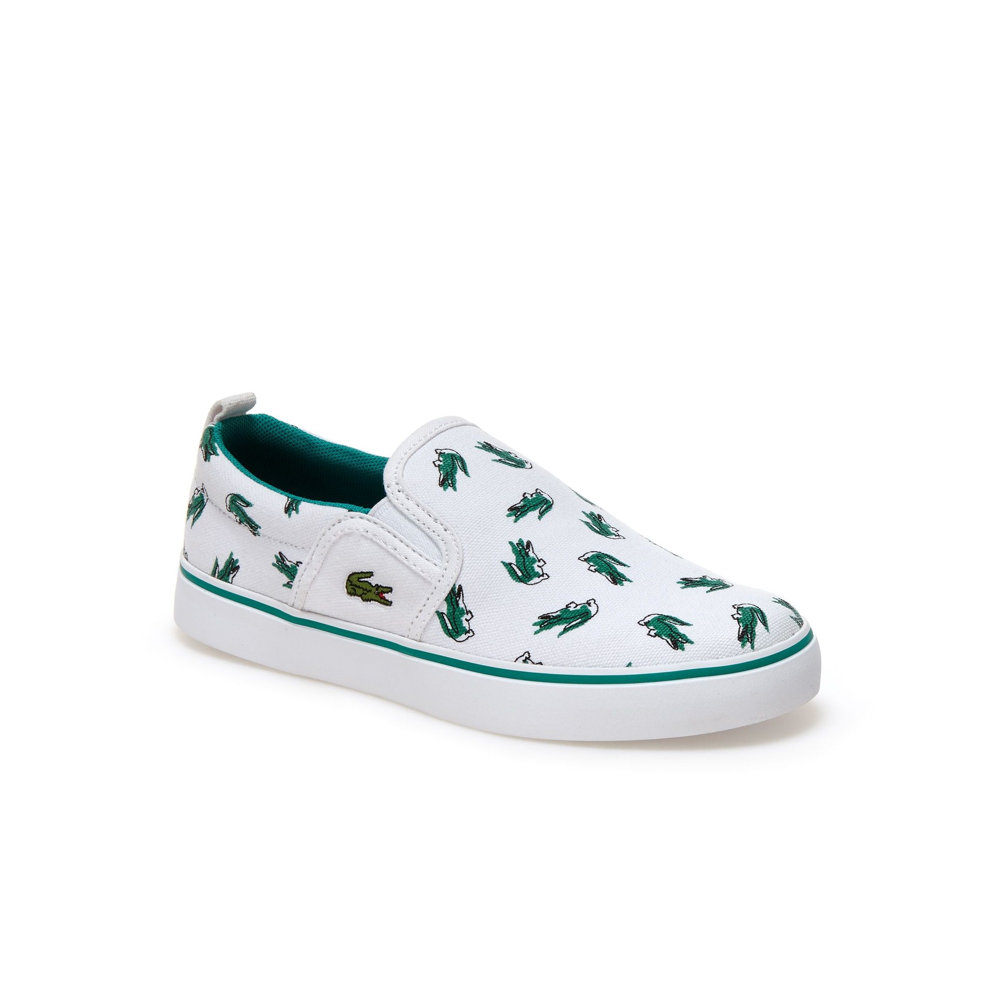 Kids' Gazon Canvas Slip-ons