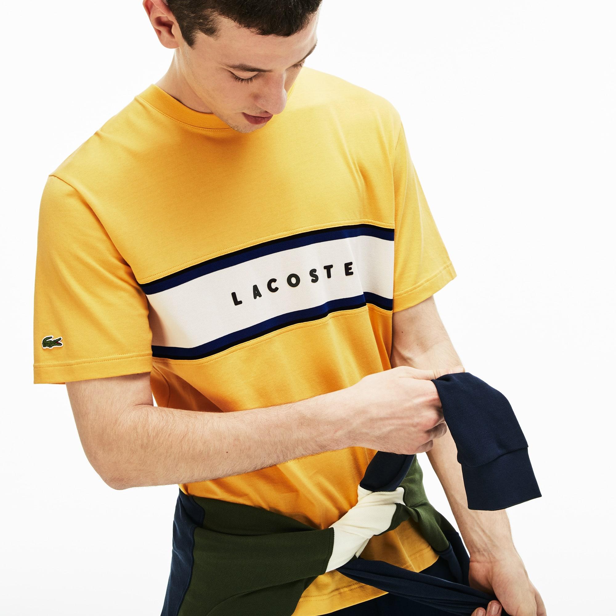 Men's Crew Neck Cotton T-shirt