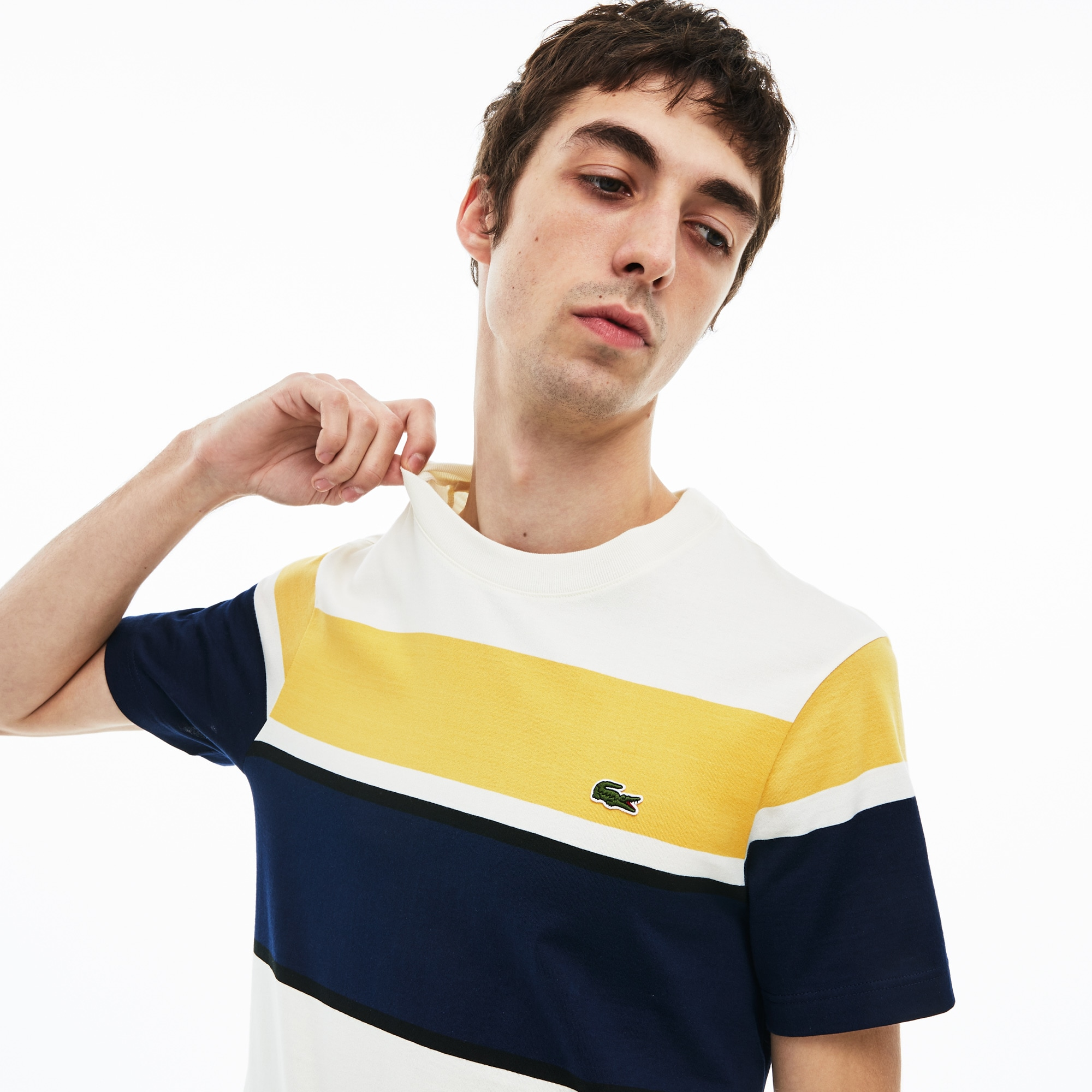 6917fa0ca5 Men's T Shirts | Lacoste T Shirts | LACOSTE