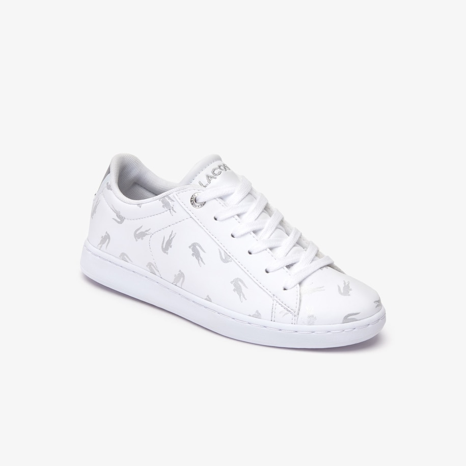 Children's Carnaby Metallic Crocodile Sneaker