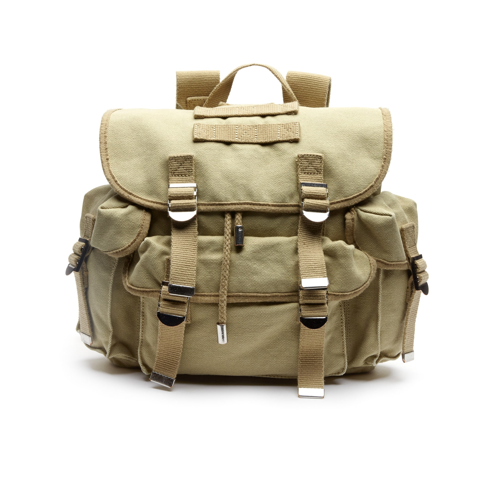 Women's Canvas Fashion Show Backpack