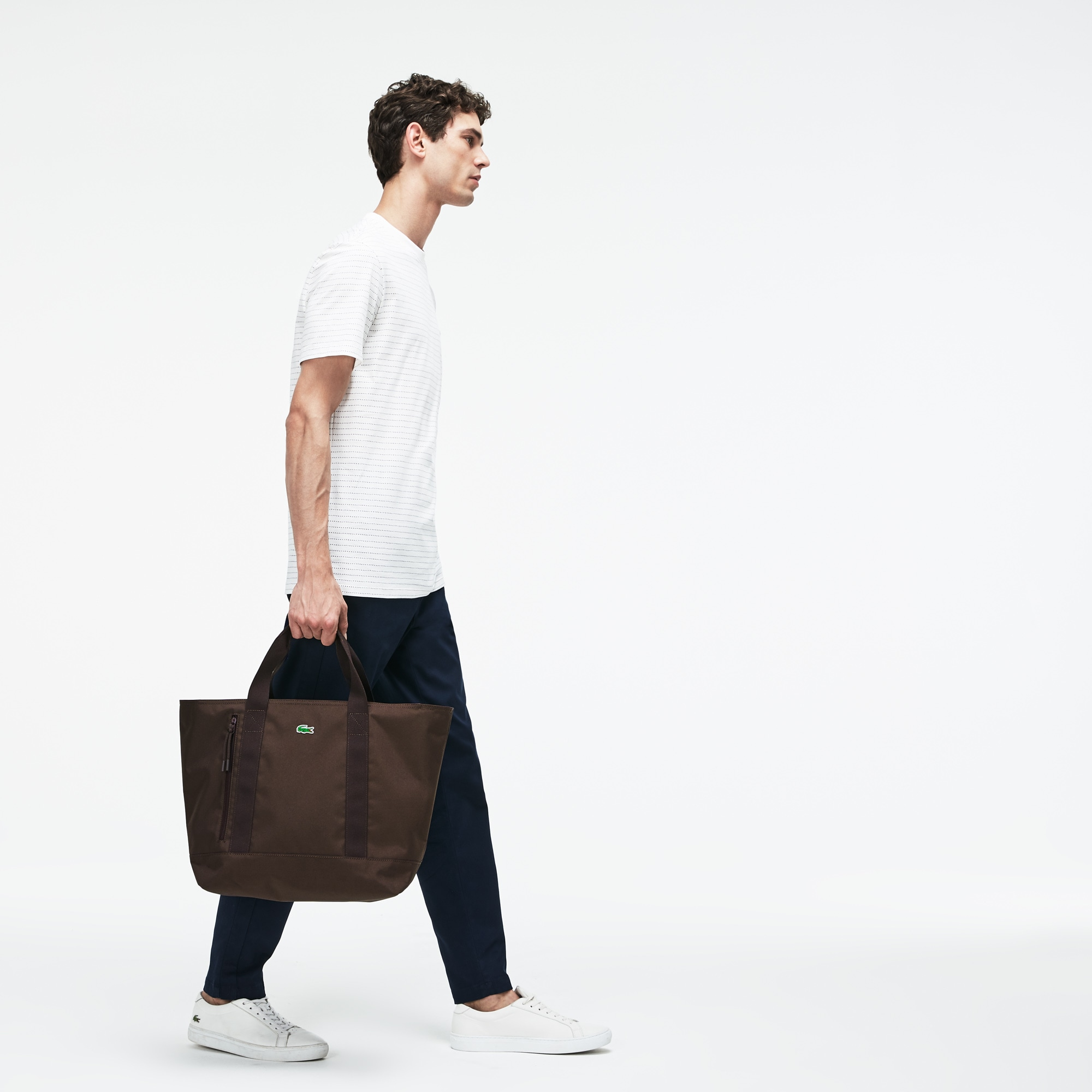 Men's Néocroc Canvas Tote