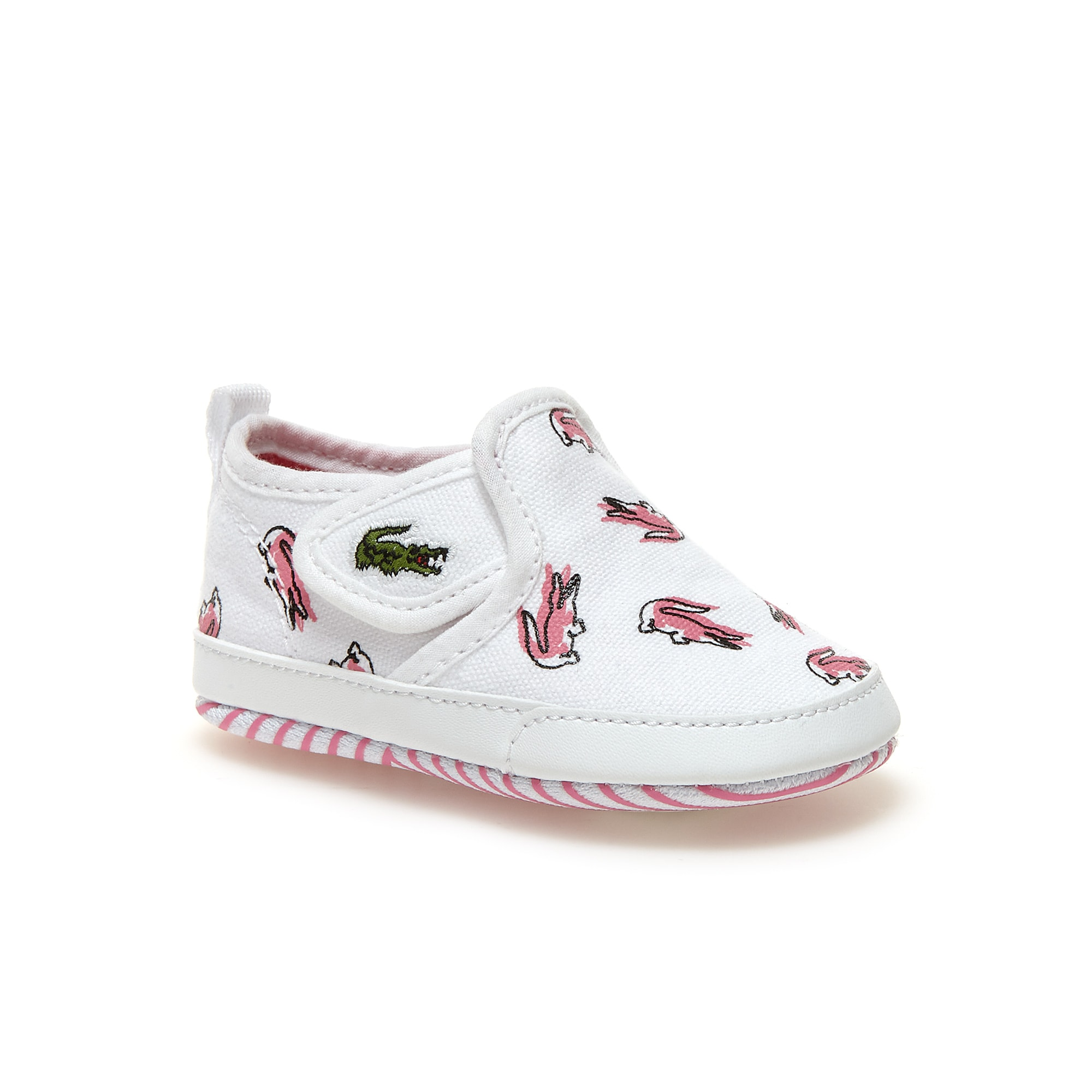 Kids' Gazon Crib Canvas Slip-ons