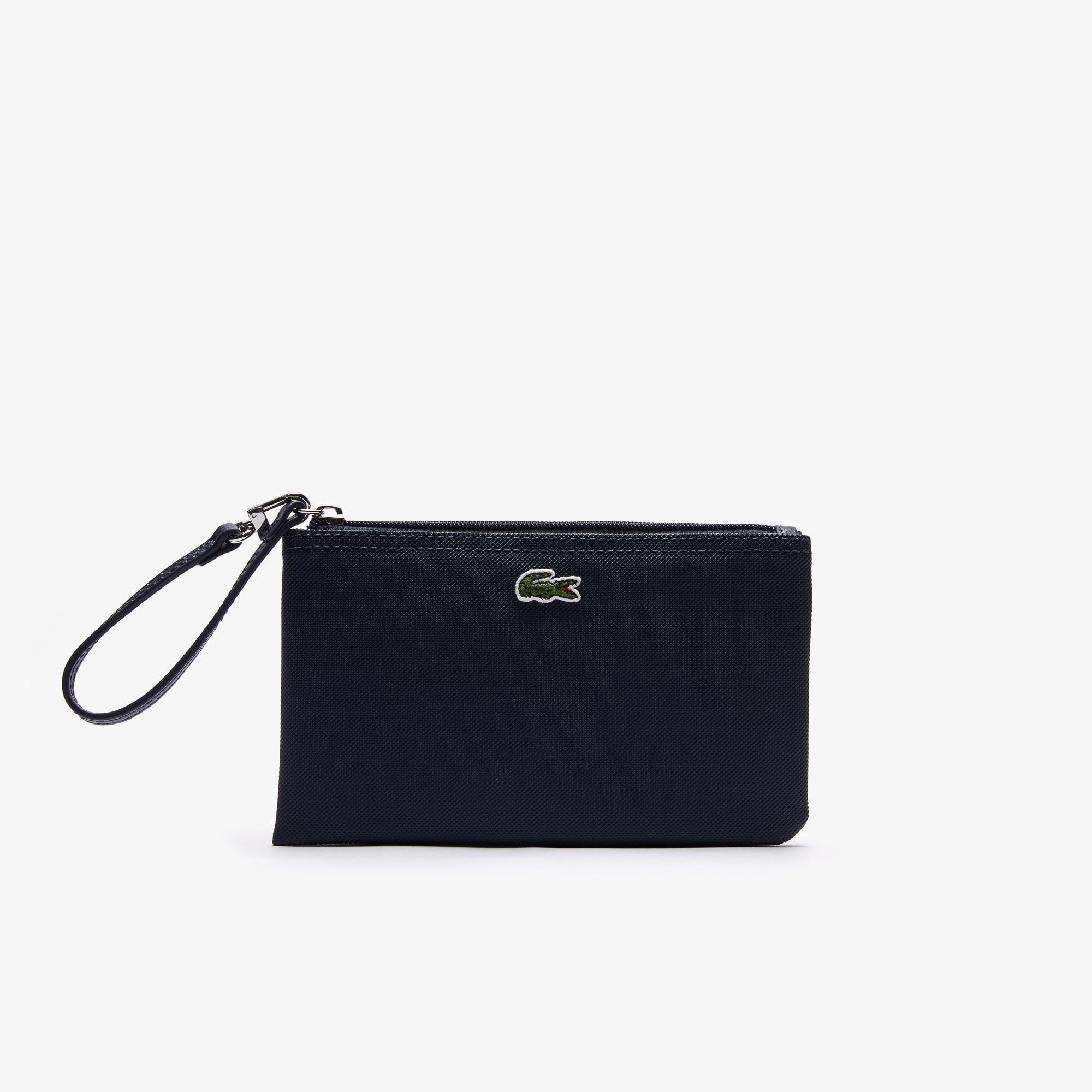 라코스테 L.12.12 지퍼 클러치백 - 2 컬러 Lacoste Women's L.12.12 Concept Zip Clutch Bag