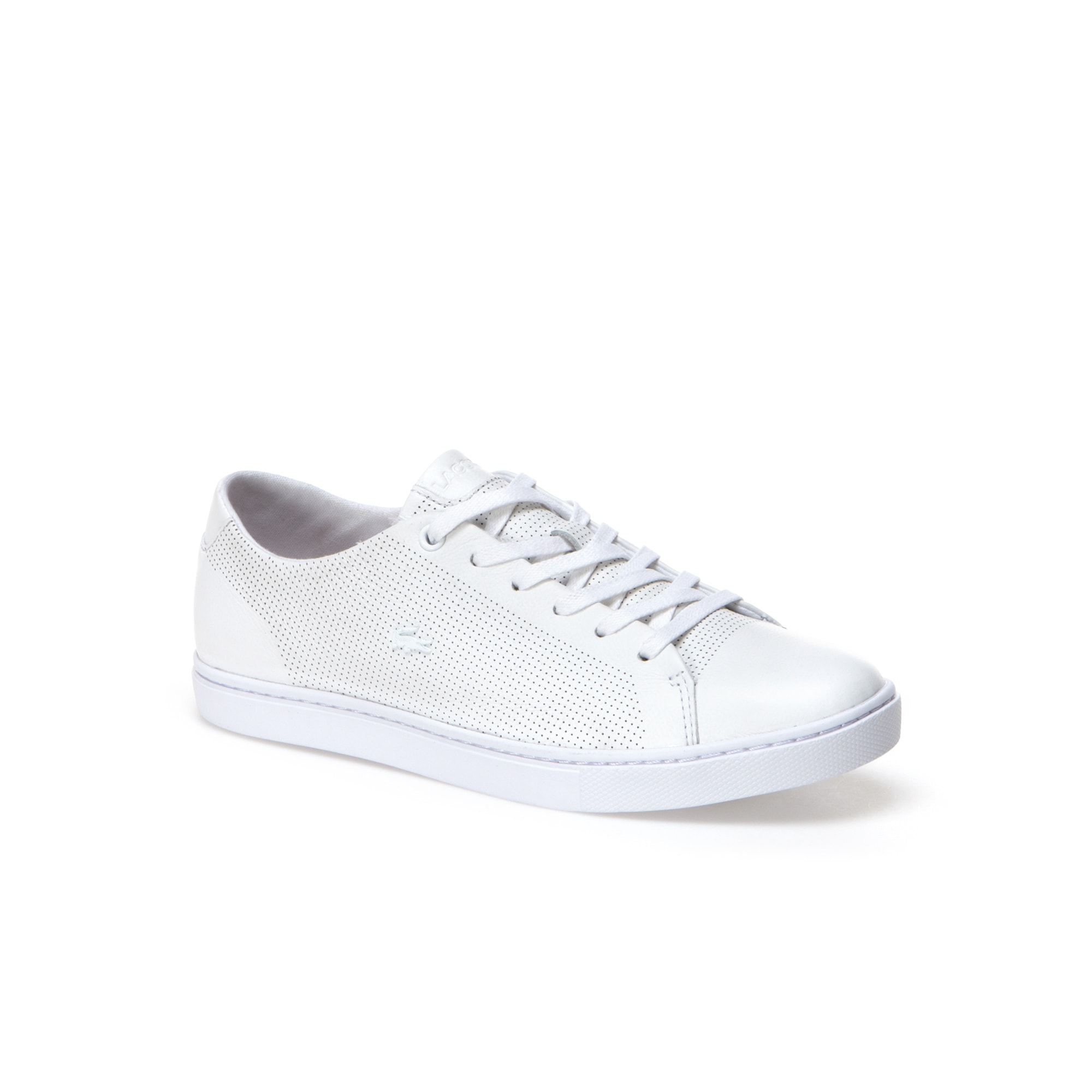 Lacoste perforated sneakers buy cheap new discount best place buy cheap affordable cheap sale low price fee shipping 2015 new yi6Rm