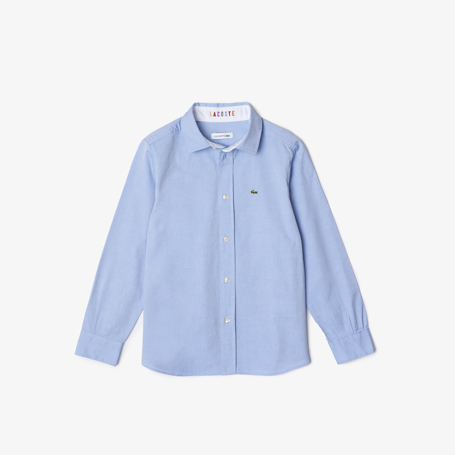 Boys' Button-Down Oxford Shirt