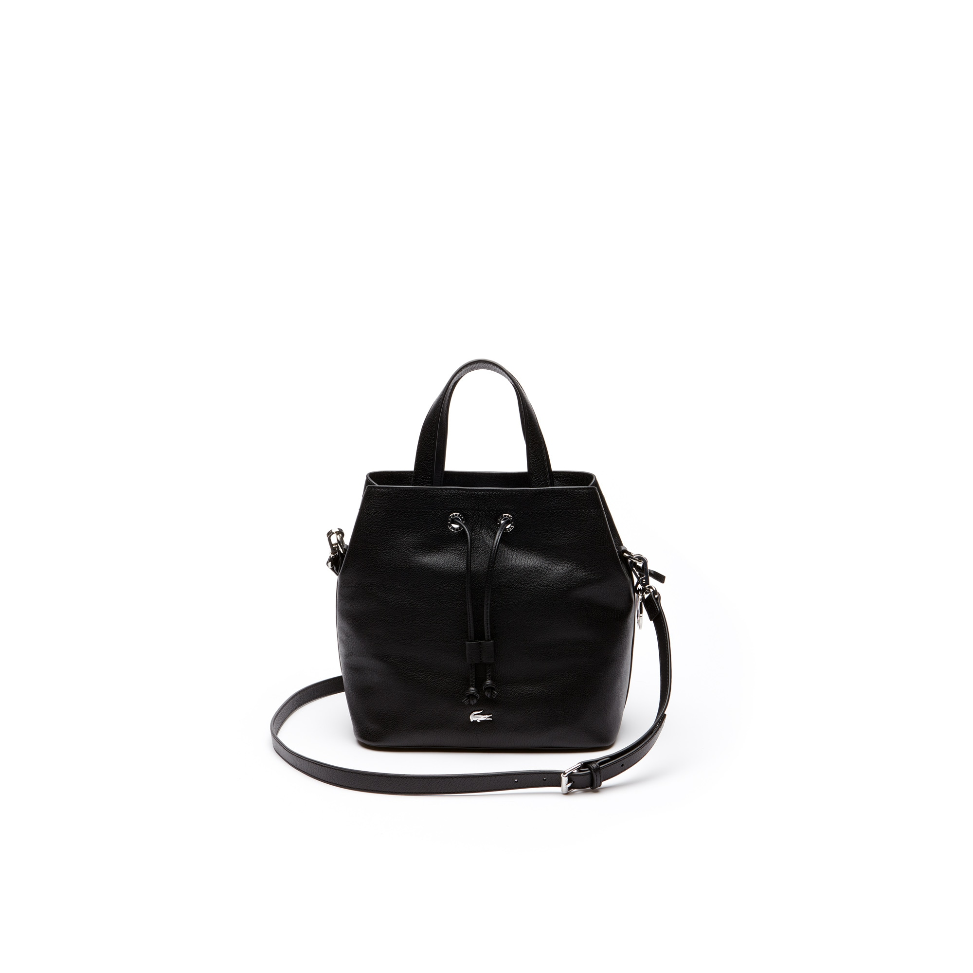 Women's Break Point Colorblock Leather Bucket Bag