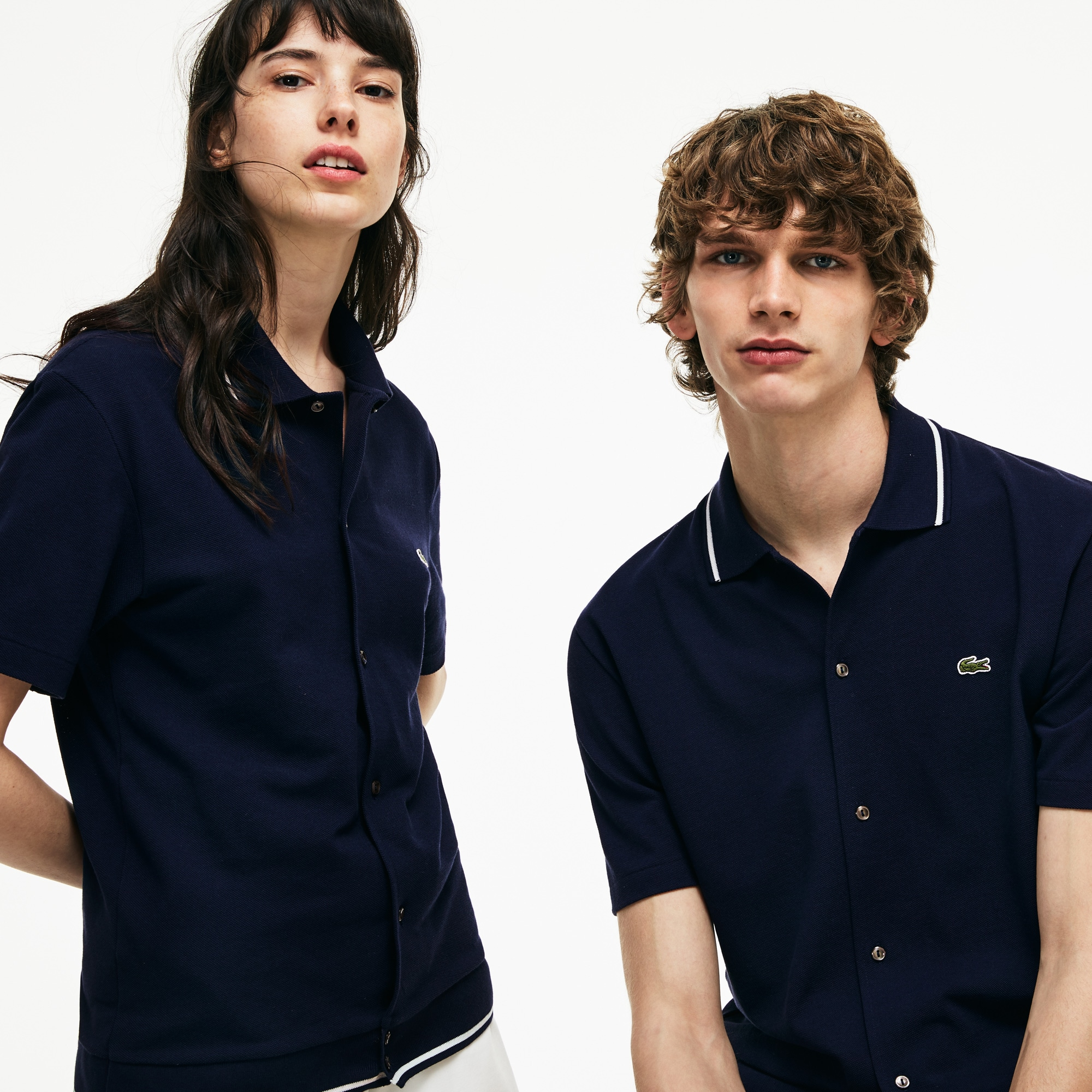 Unisex 85th Anniversary Limited Edition Buttoned Polo
