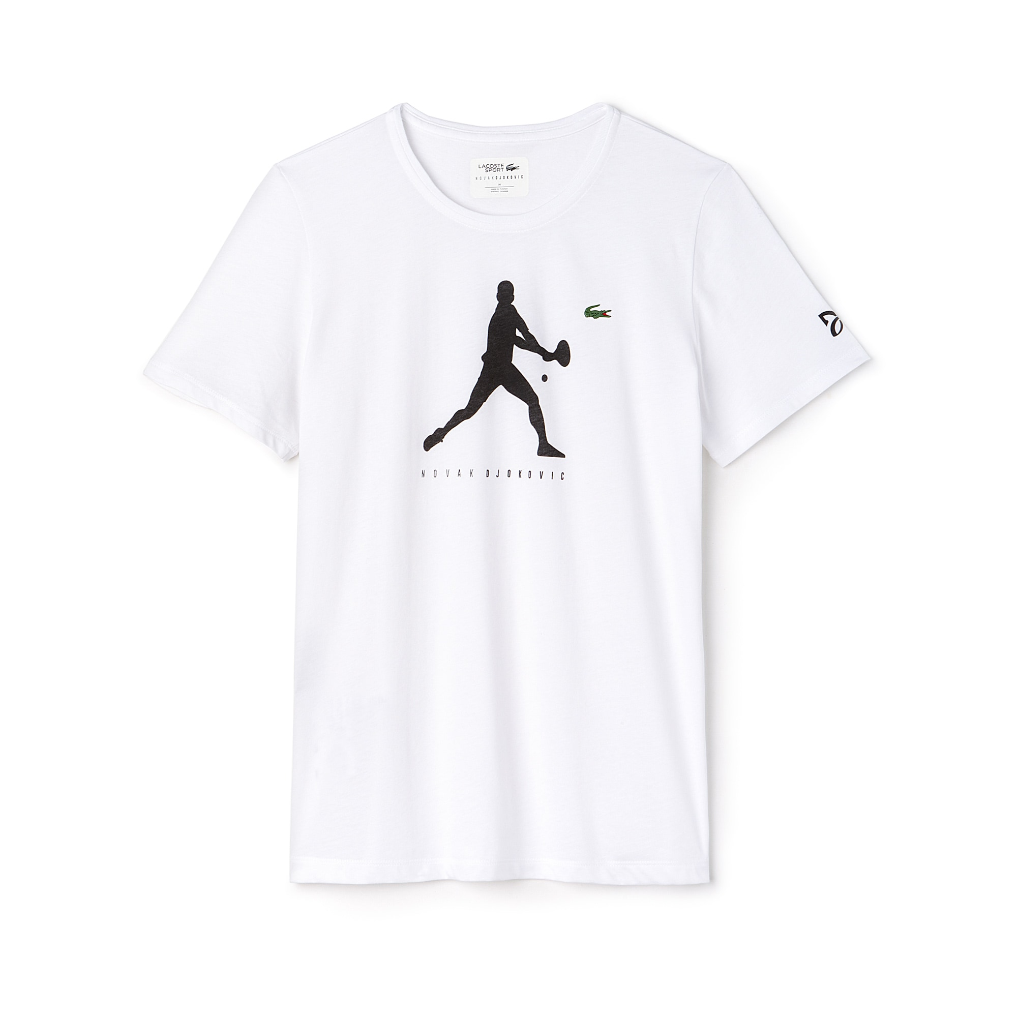 Women's SPORT Print T-Shirt - Novak Djokovic Supporter Collection