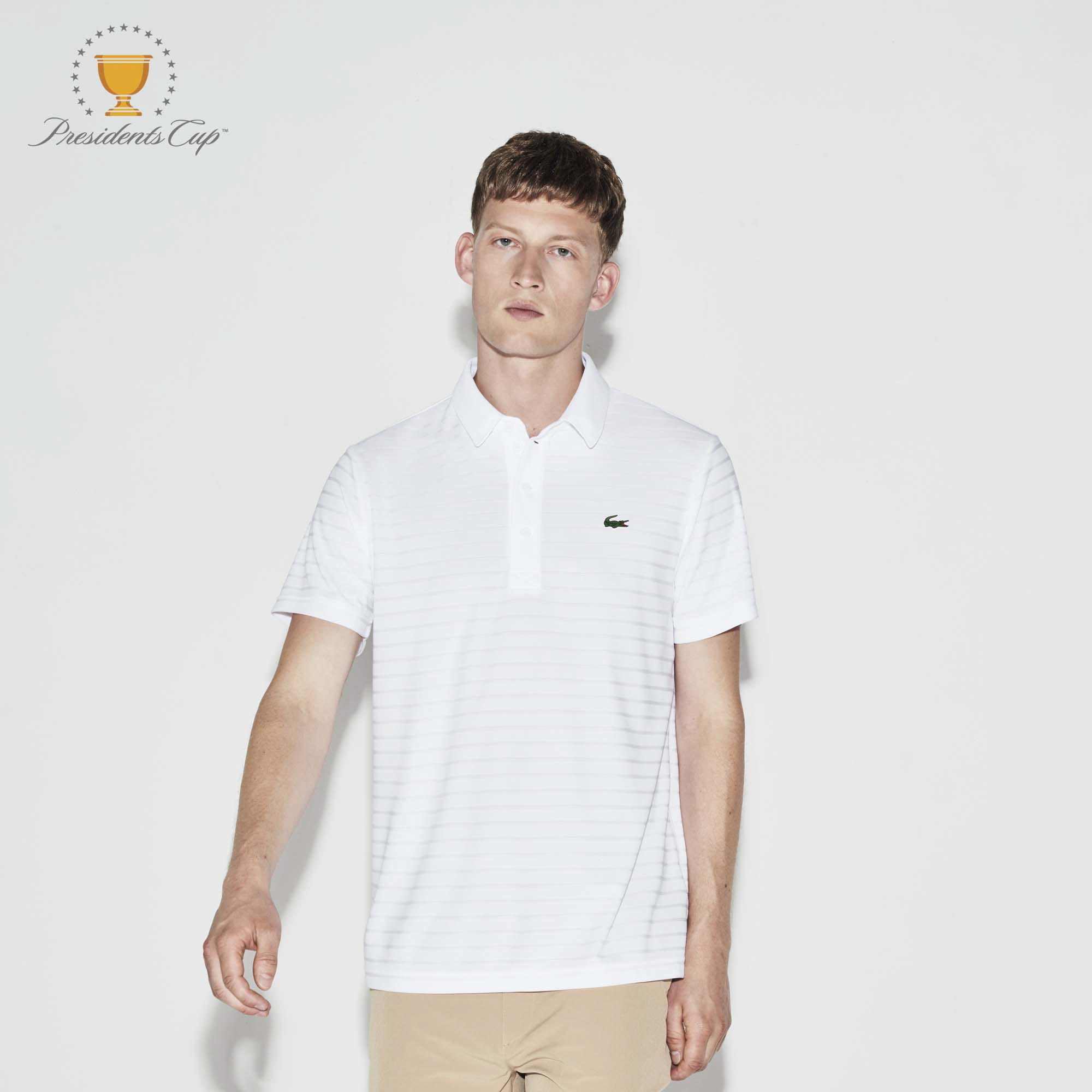 Men's  SPORT Presidents Cup Edition Technical Jersey Polo