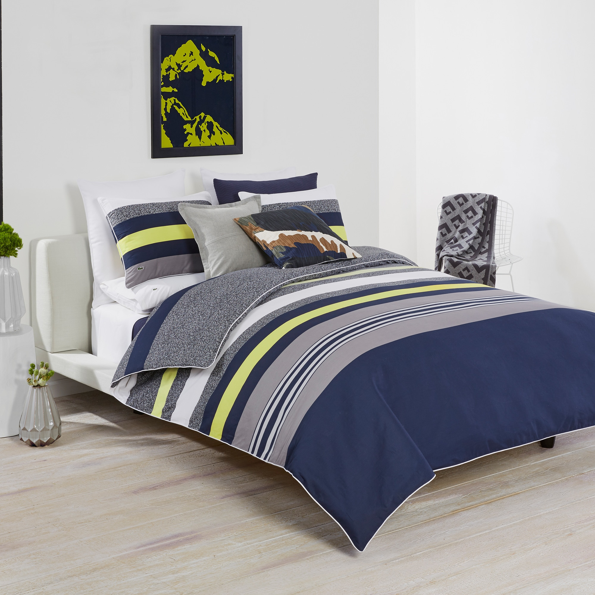 Tigne Full/Queen Duvet Set