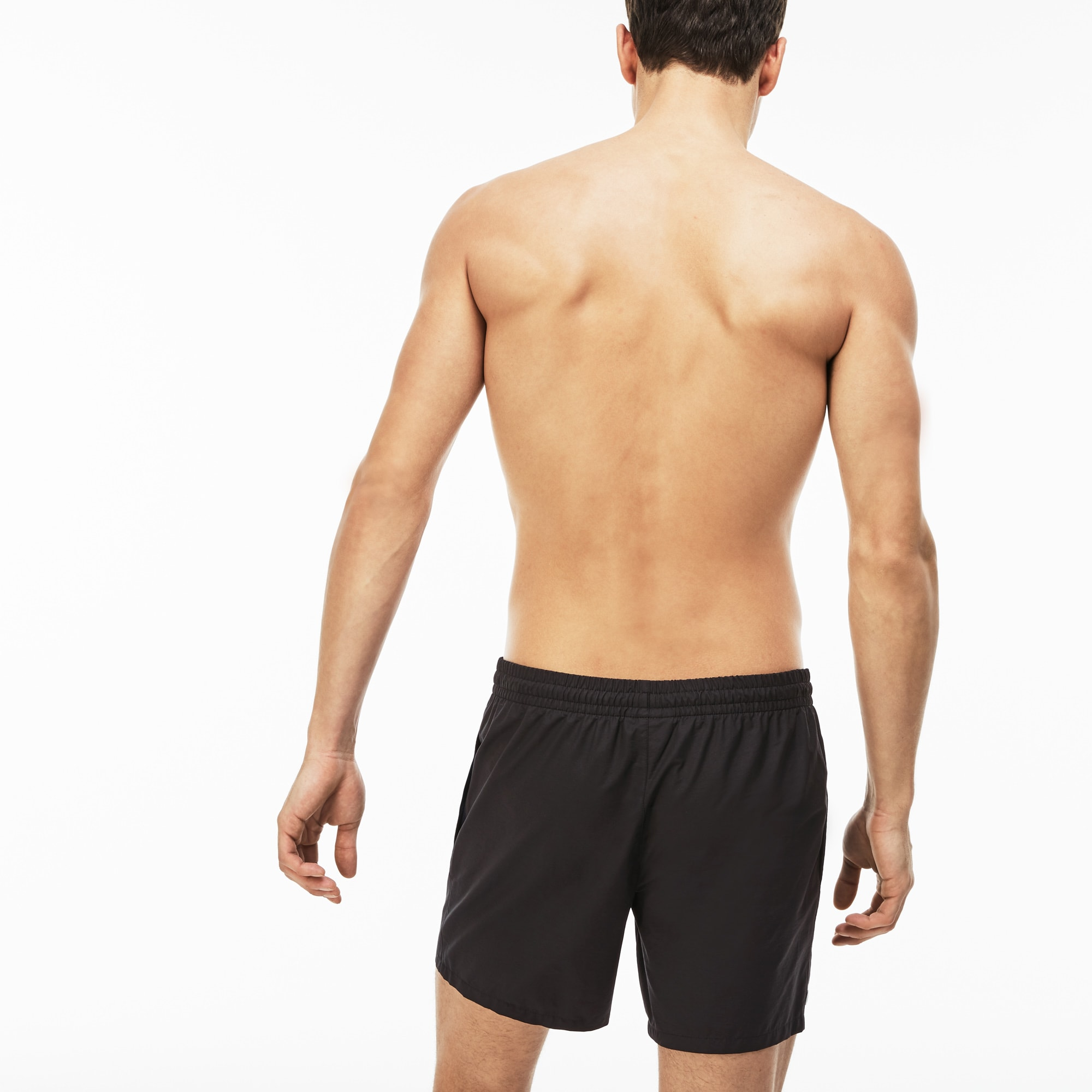8983208305 Men's Taffeta Swim Trunks | LACOSTE