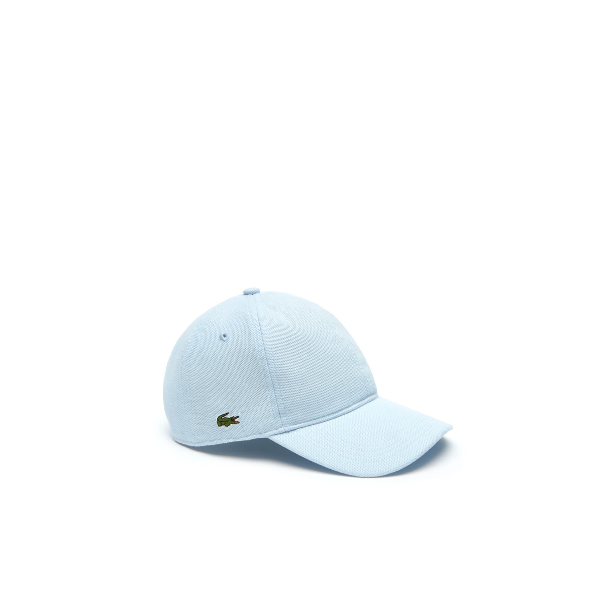 a34b346411 Lacoste Men's Cotton Piqué Cap : Light Blue