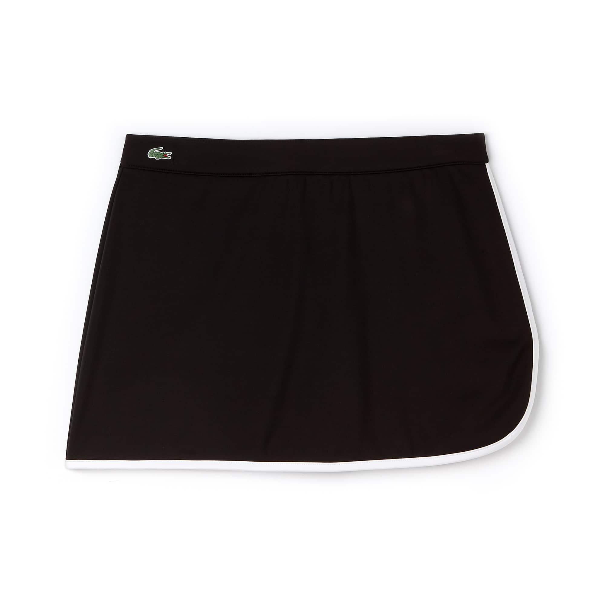 Women's SPORT Contrast Edging Tennis Skirt