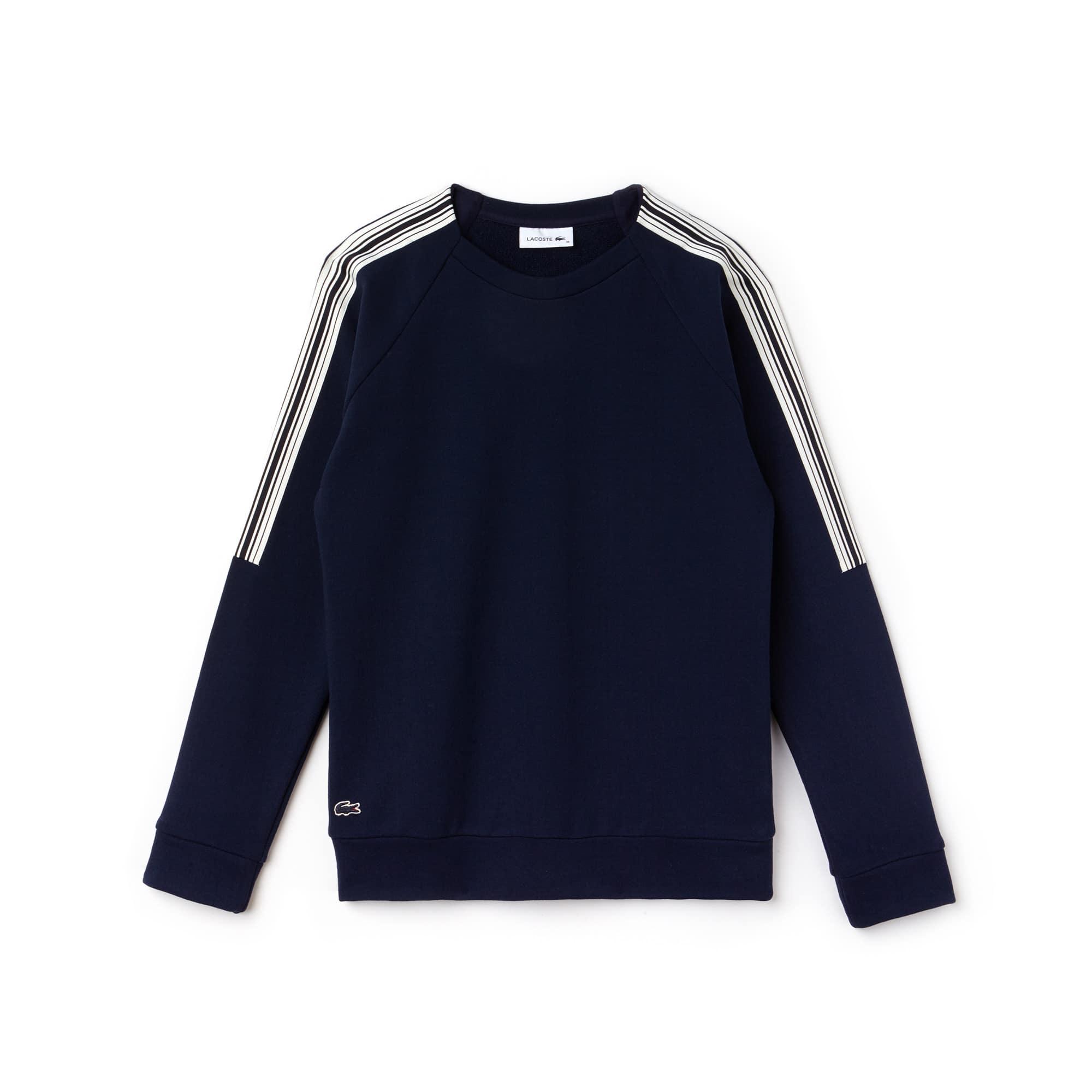Women's Crew Neck Contrast Sweatshirt