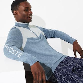 라코스테 Lacoste Mens SPORT Technical Knit Golf Sweater