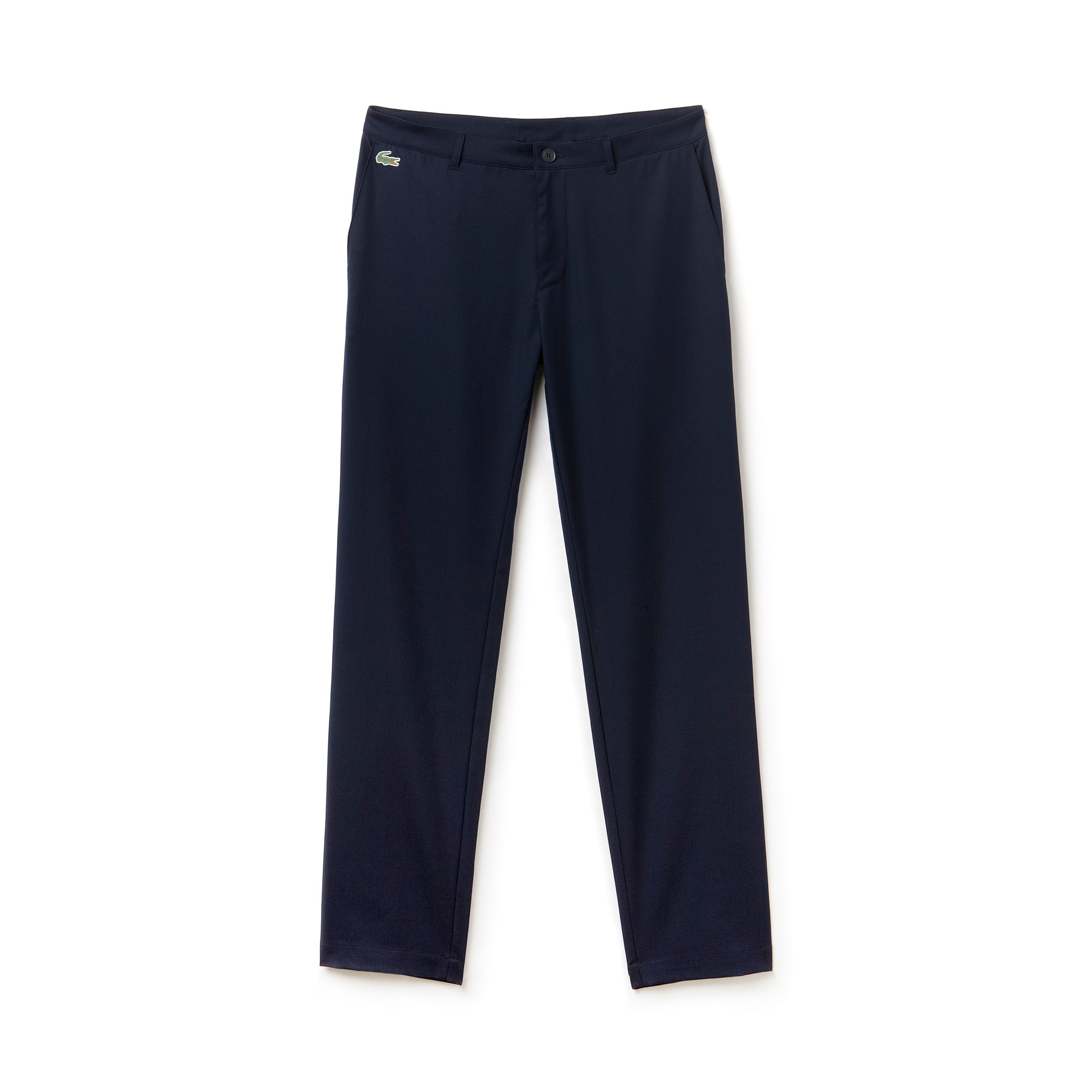 라코스테 Lacoste Mens SPORT Technical Golf Pants,navy blue