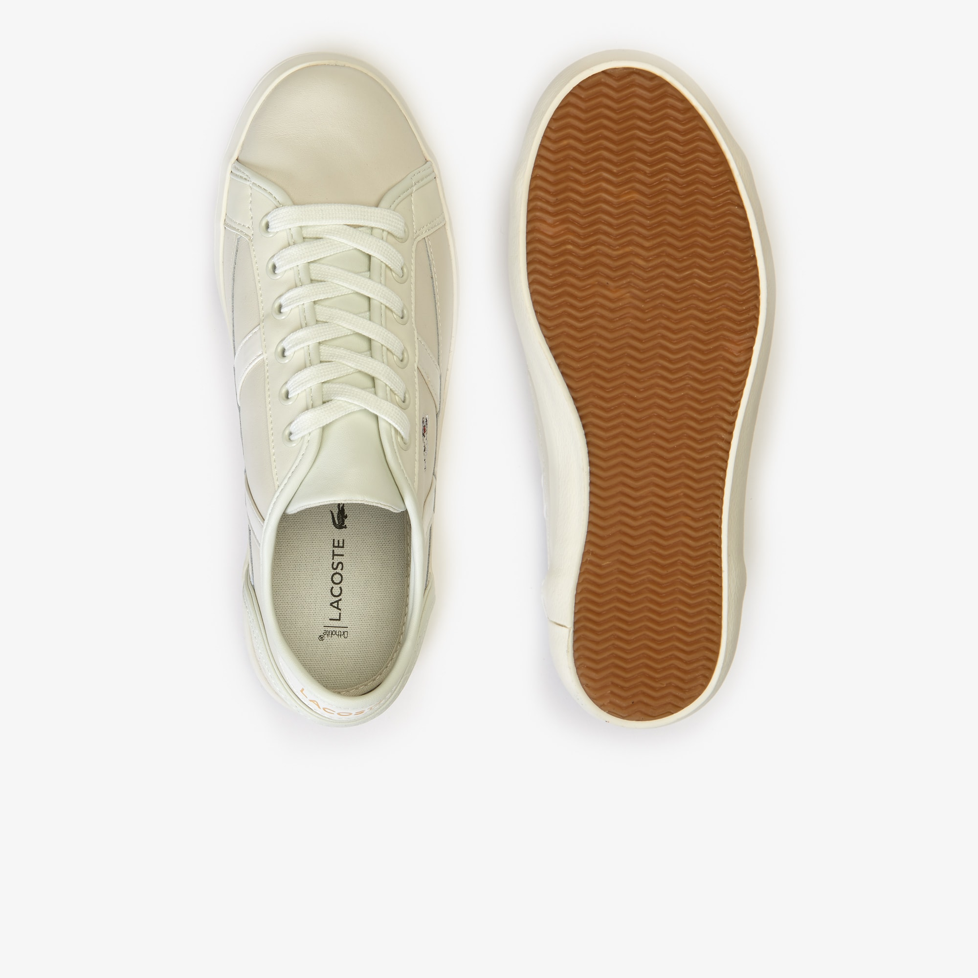 Women's Sideline Leather and Synthetic Sneakers