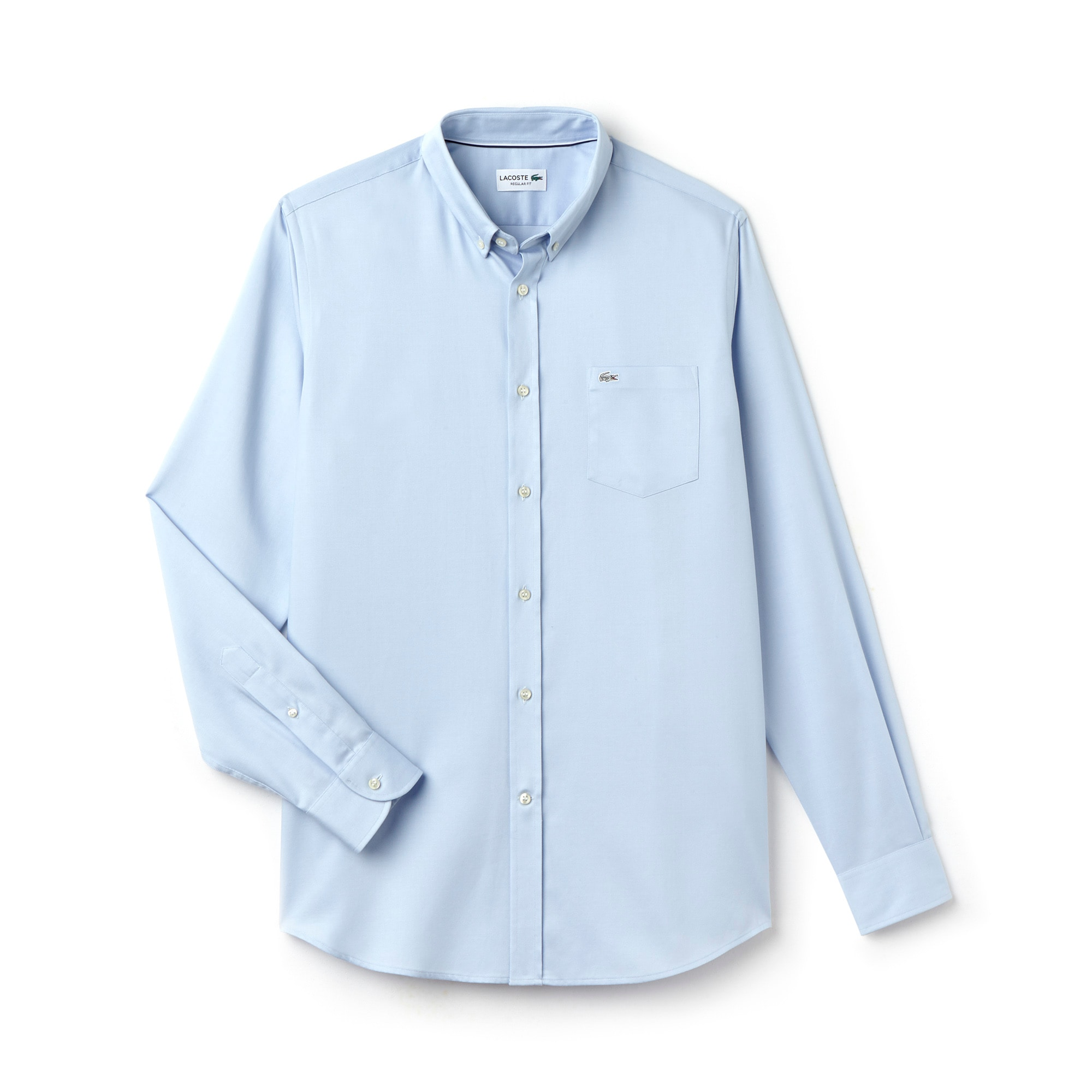 Men's Mini Piqué  Cotton Shirt