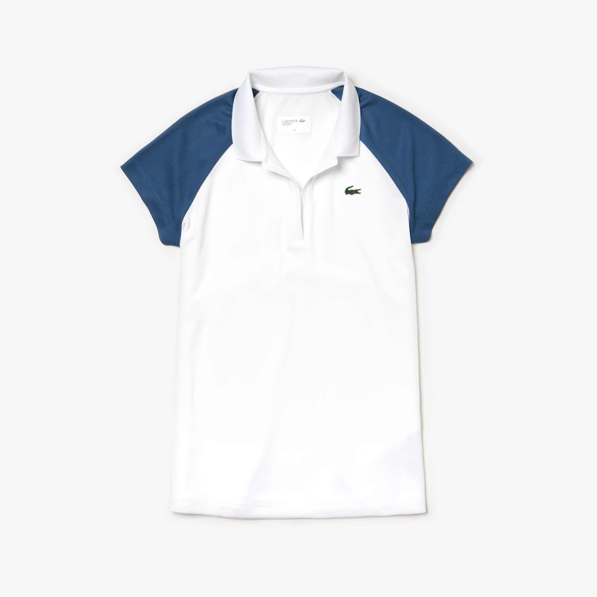 Women's SPORT Tech Piqué Tennis Polo