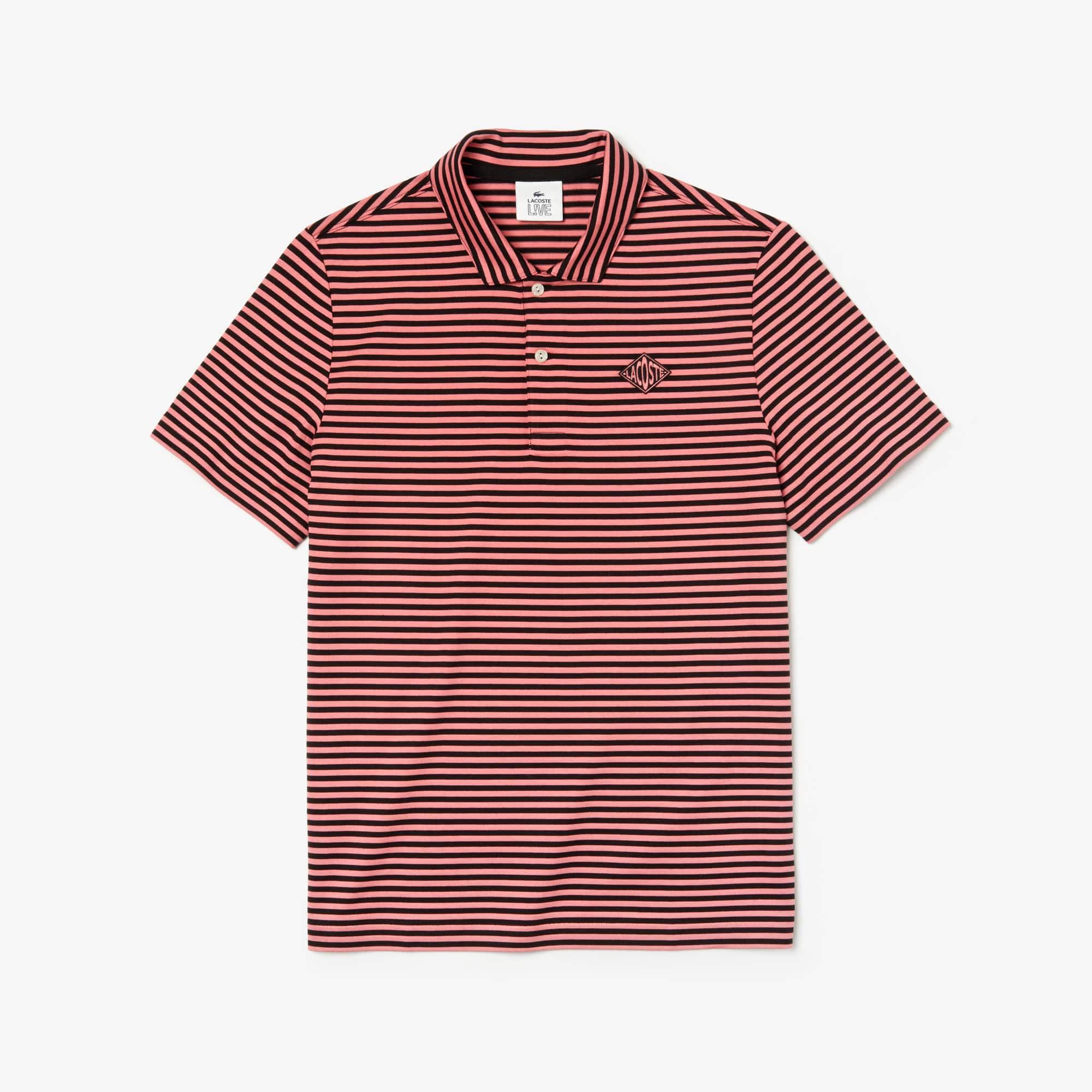 375e38770e Men's LIVE Regular Fit Cotton Polo