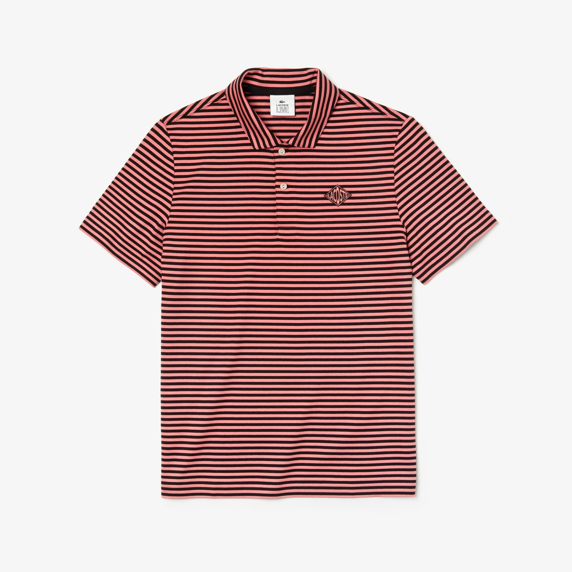 Men S Polo Shirts Men Fashion Lacoste Live
