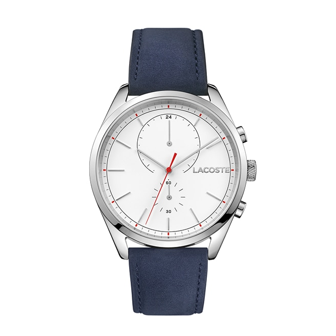 Men's San Diego Blue Leather Strap