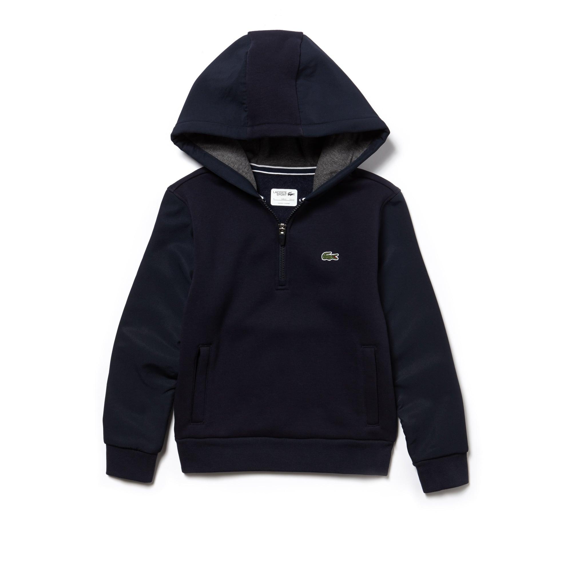 boys lacoste hoodie