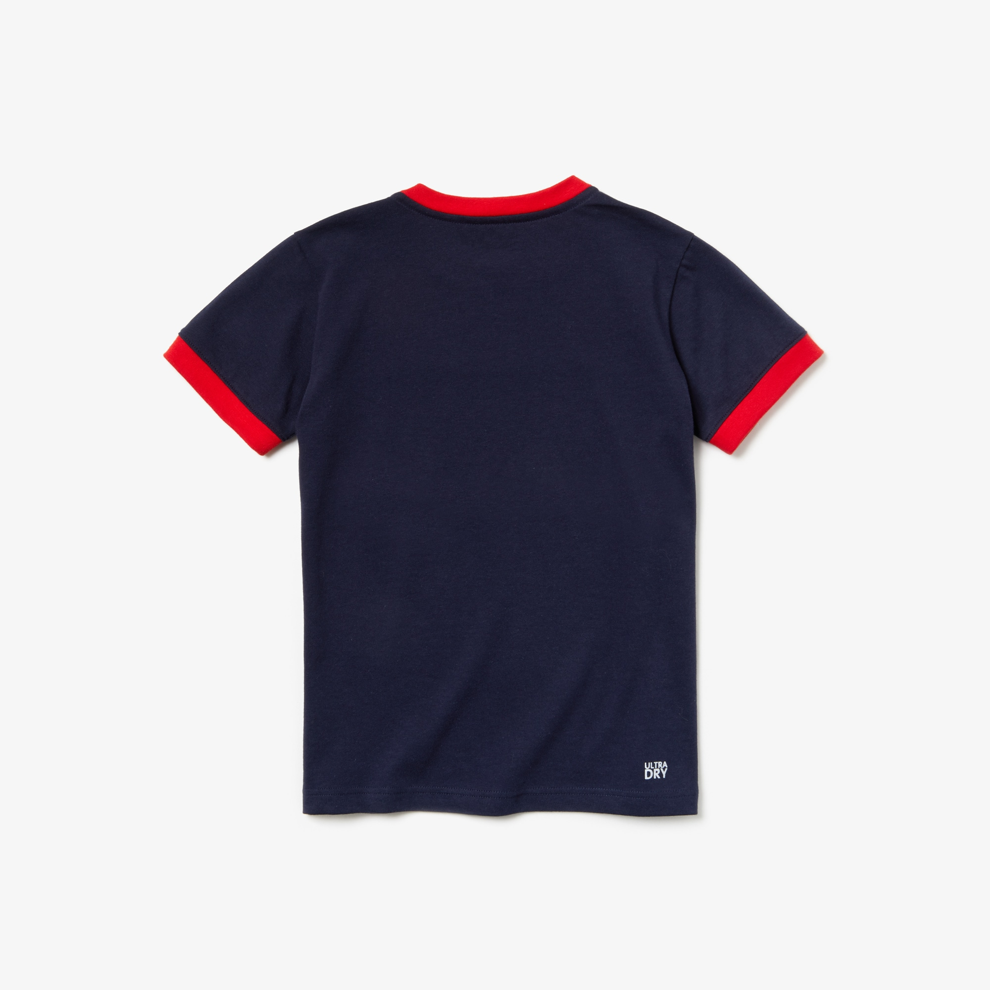 Boys' SPORT Lettering Color-Block Breathable T-shirt