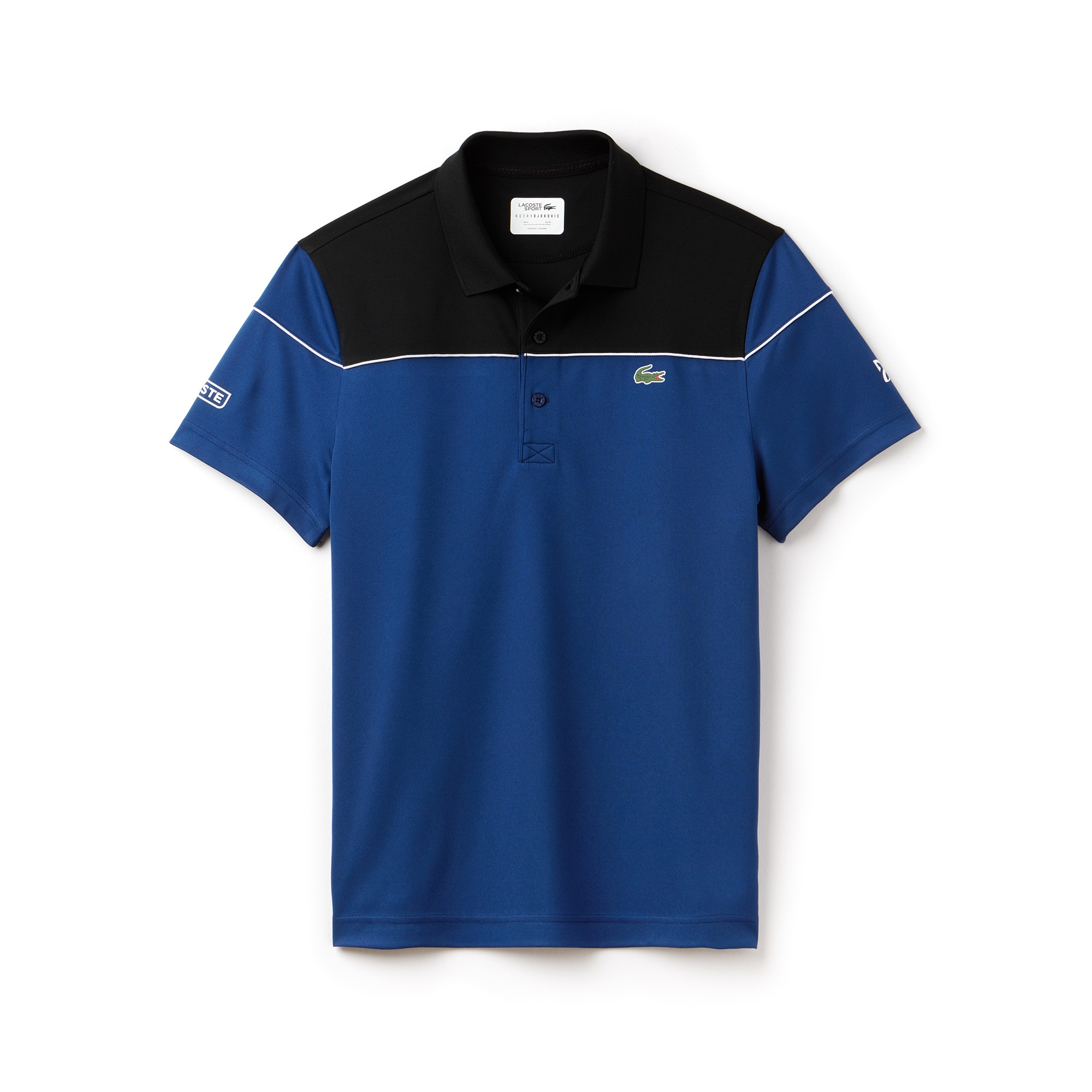 Men's SPORT Tech Piqué Polo - Novak Djokovic Collection