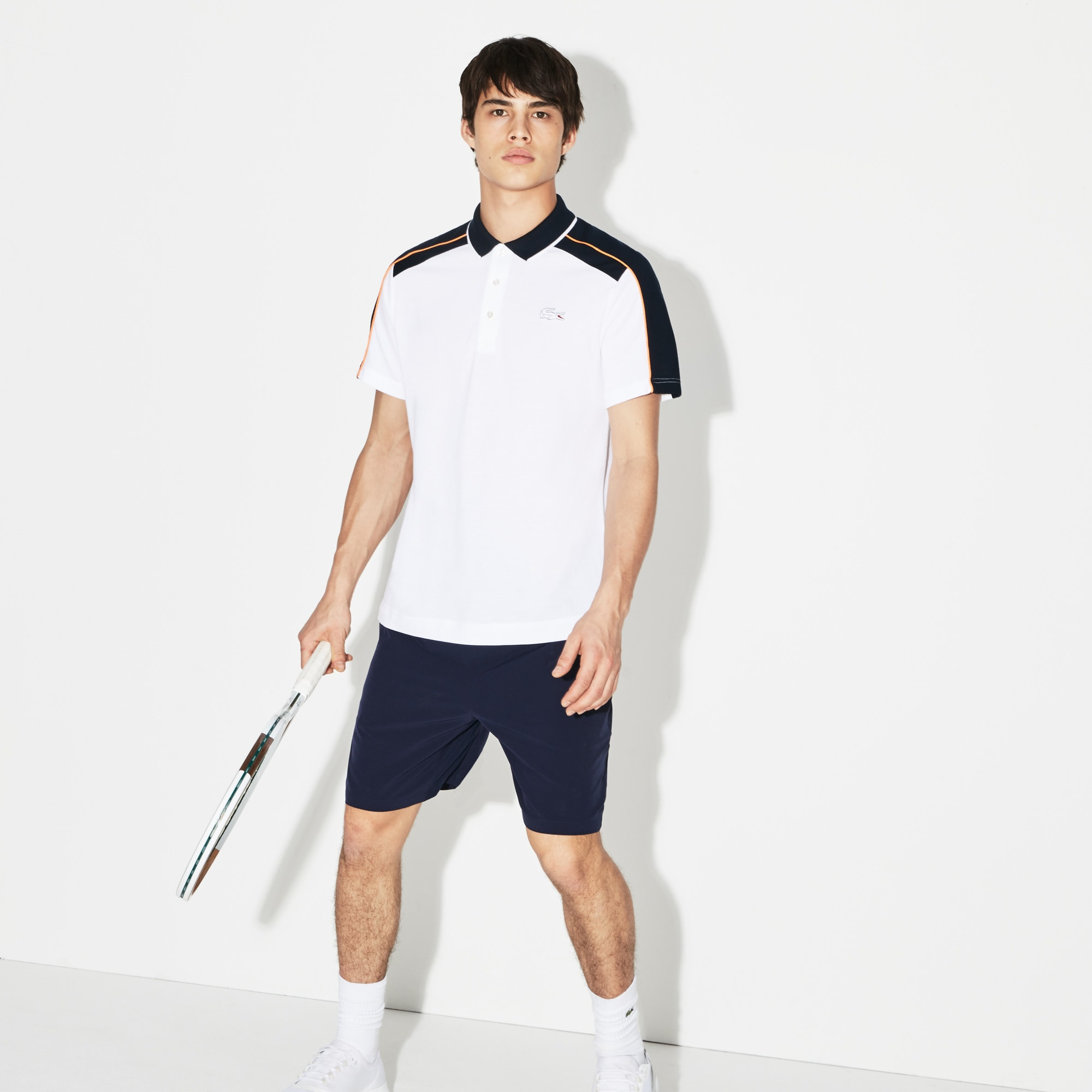 Men's SPORT French Open Edition Petit Piqué Polo