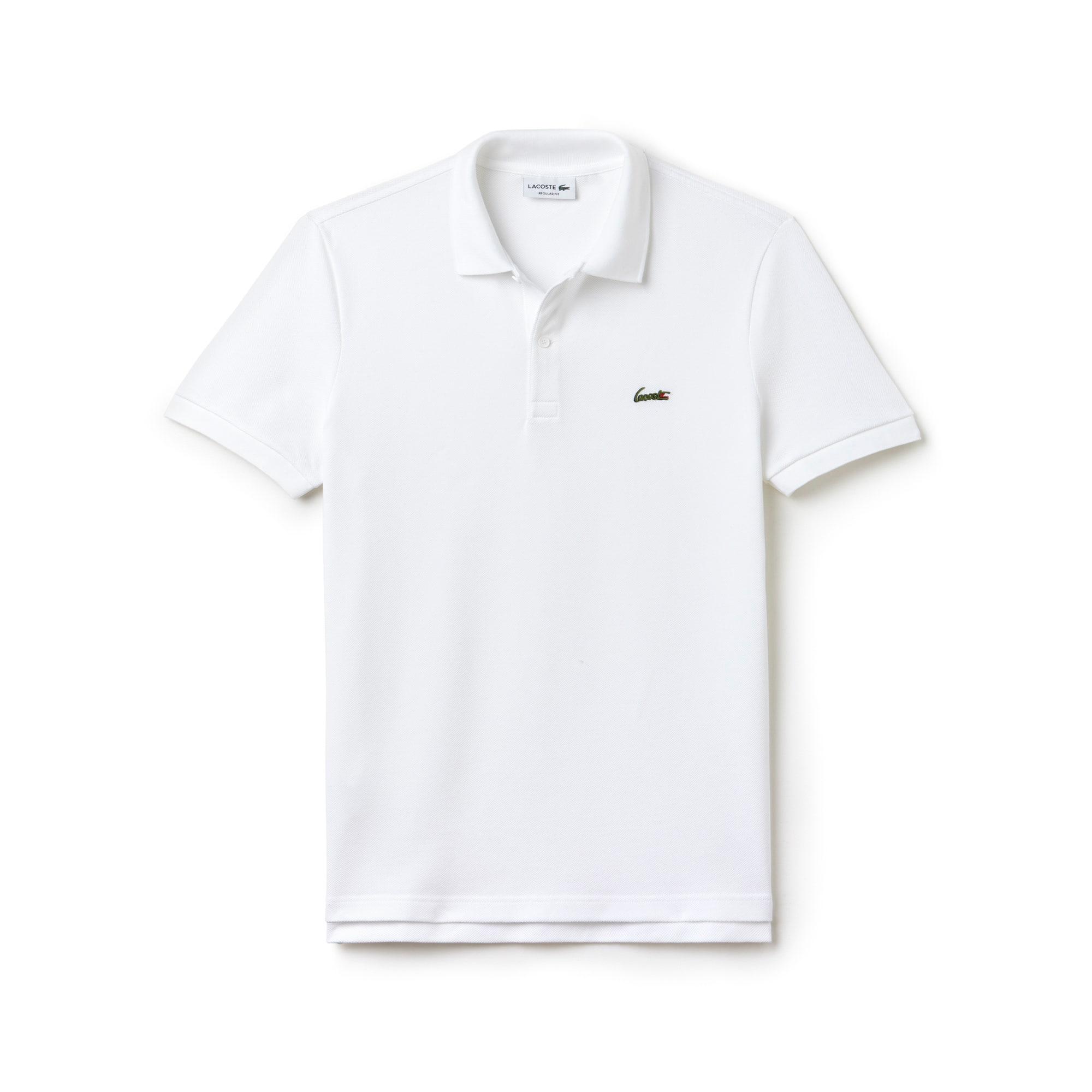 Men's Lacoste Regular Fit Thick Cotton Polo