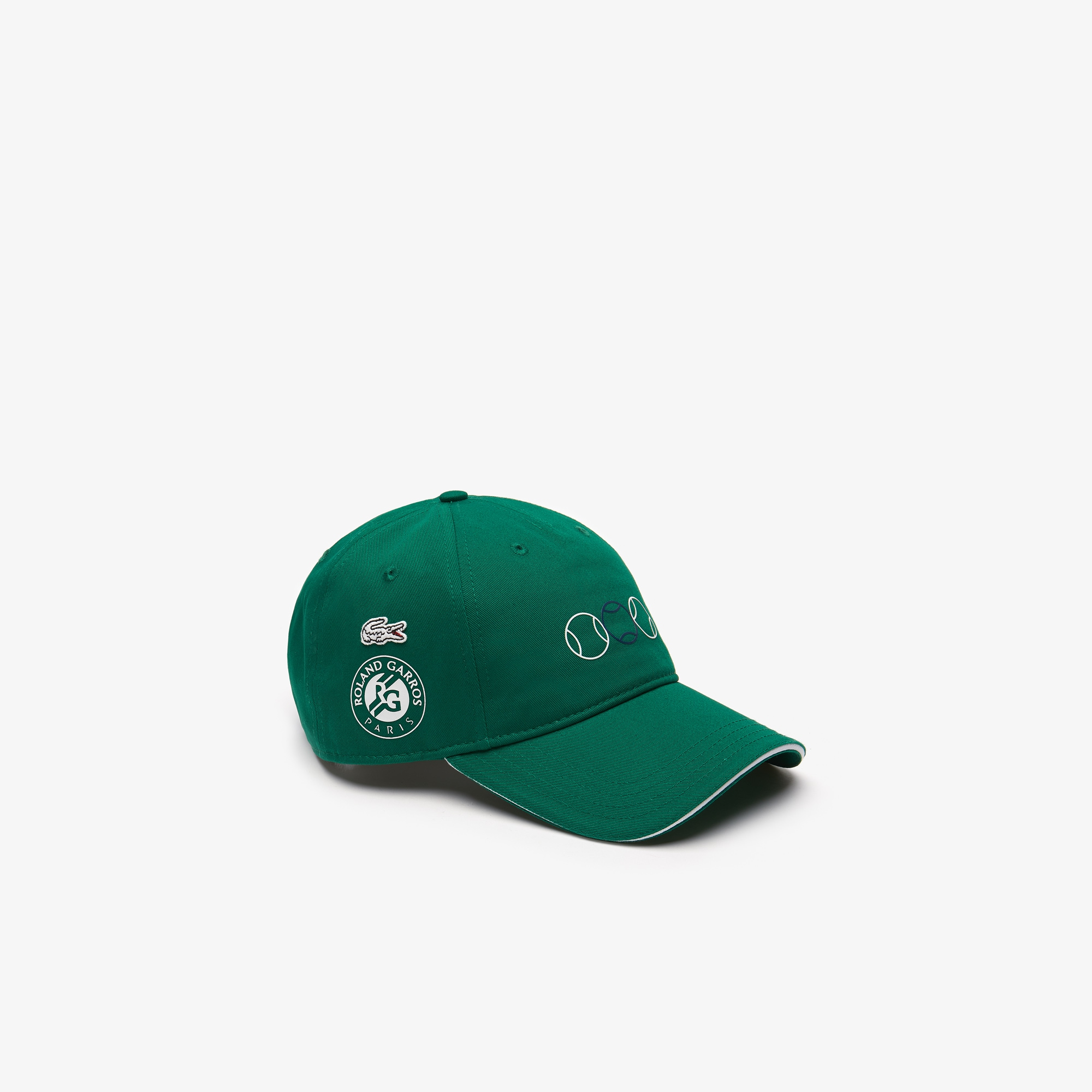 4b2fd969c3473 + 2 colors. Roland Garros Collection. Men s Lacoste SPORT Roland Garros  Edition Cap