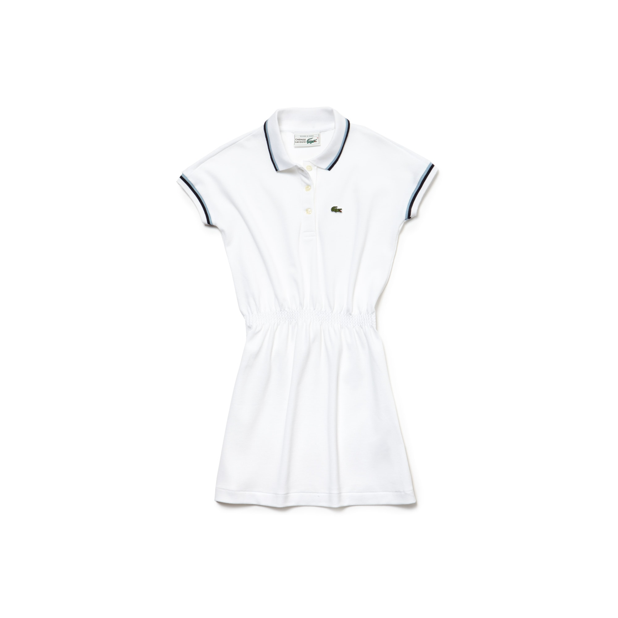 Girls' 85th Anniversary Limited Edition Piqué Polo Dress