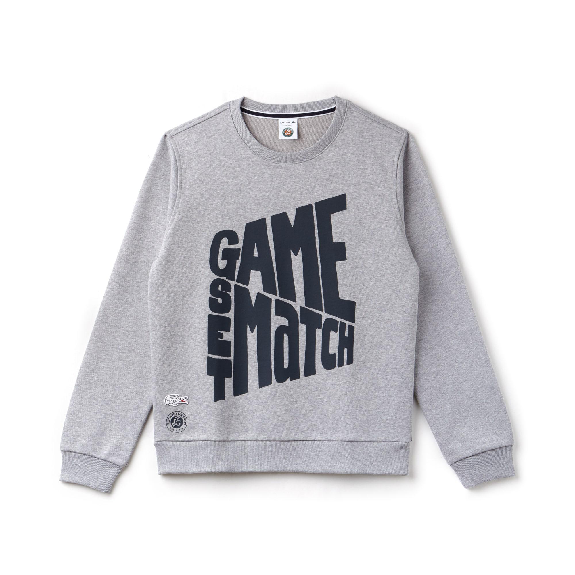 Men's SPORT French Open Edition Design Sweatshirt